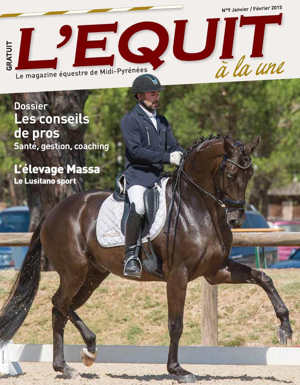 Magazine n°9 - Janvier/Février 2015
