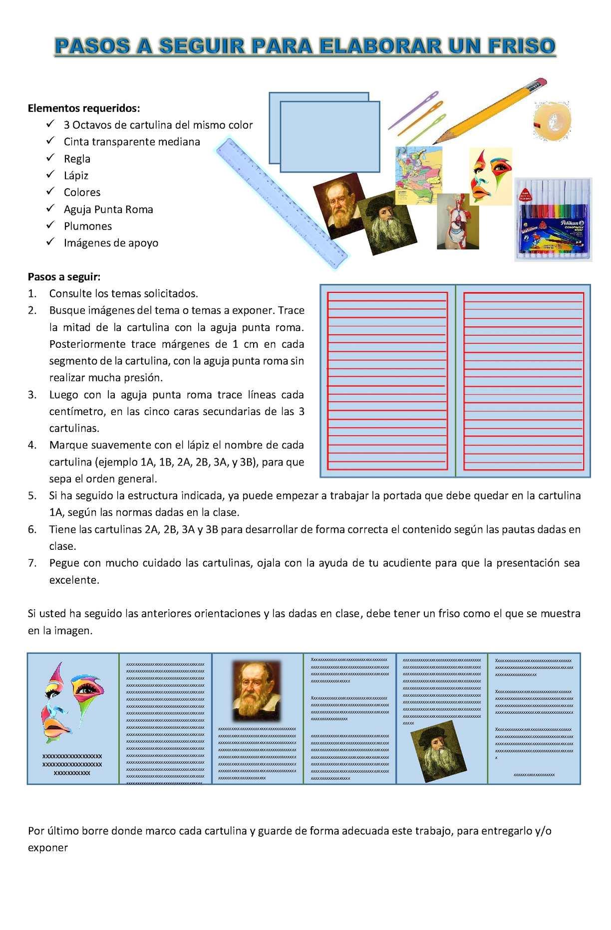 Ejemplos De Portada. Affordable En Vez De Una Foto De Portada Ahora ...