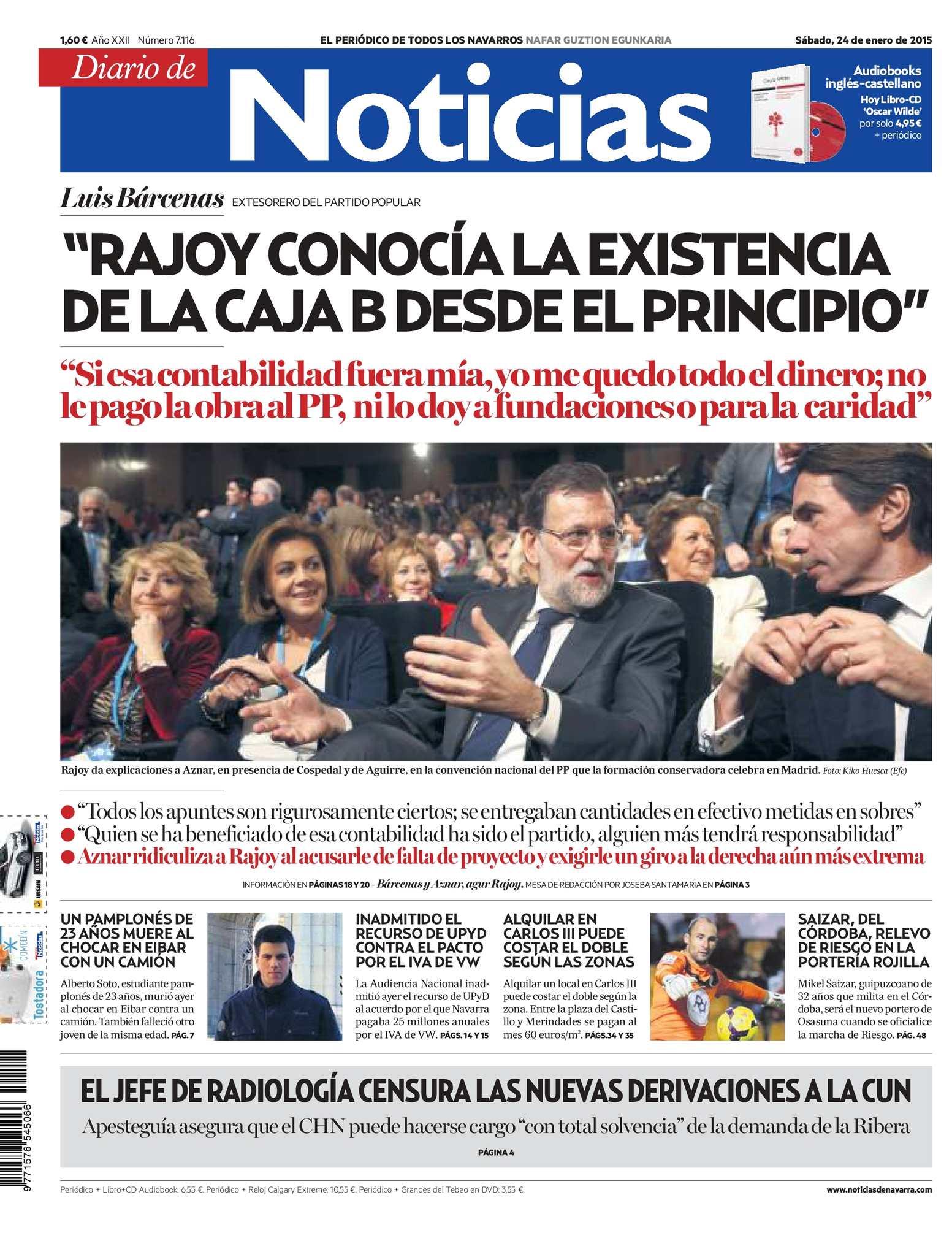 Calaméo - Diario de Noticias 20150124