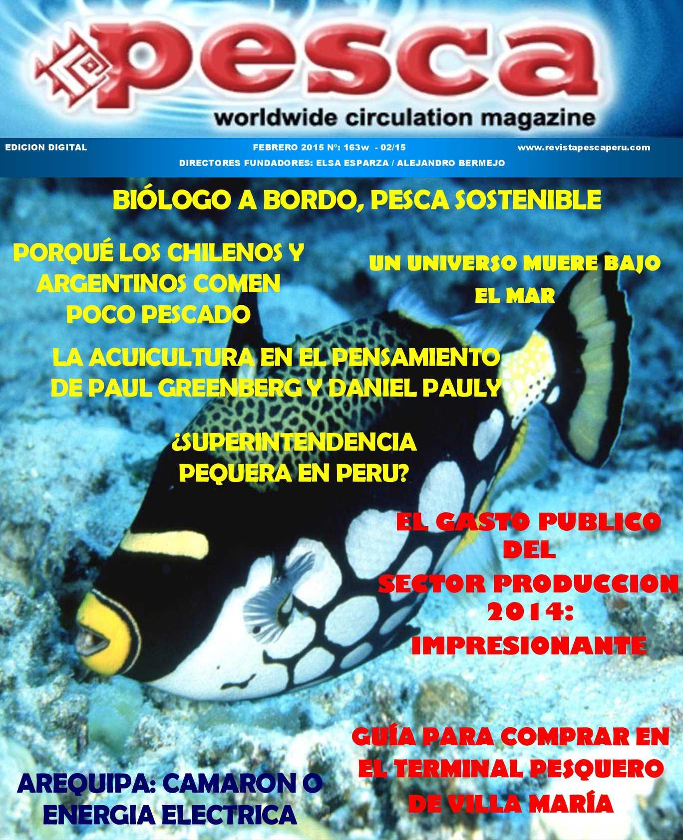 Calaméo - Revista Pesca Febrero 2015