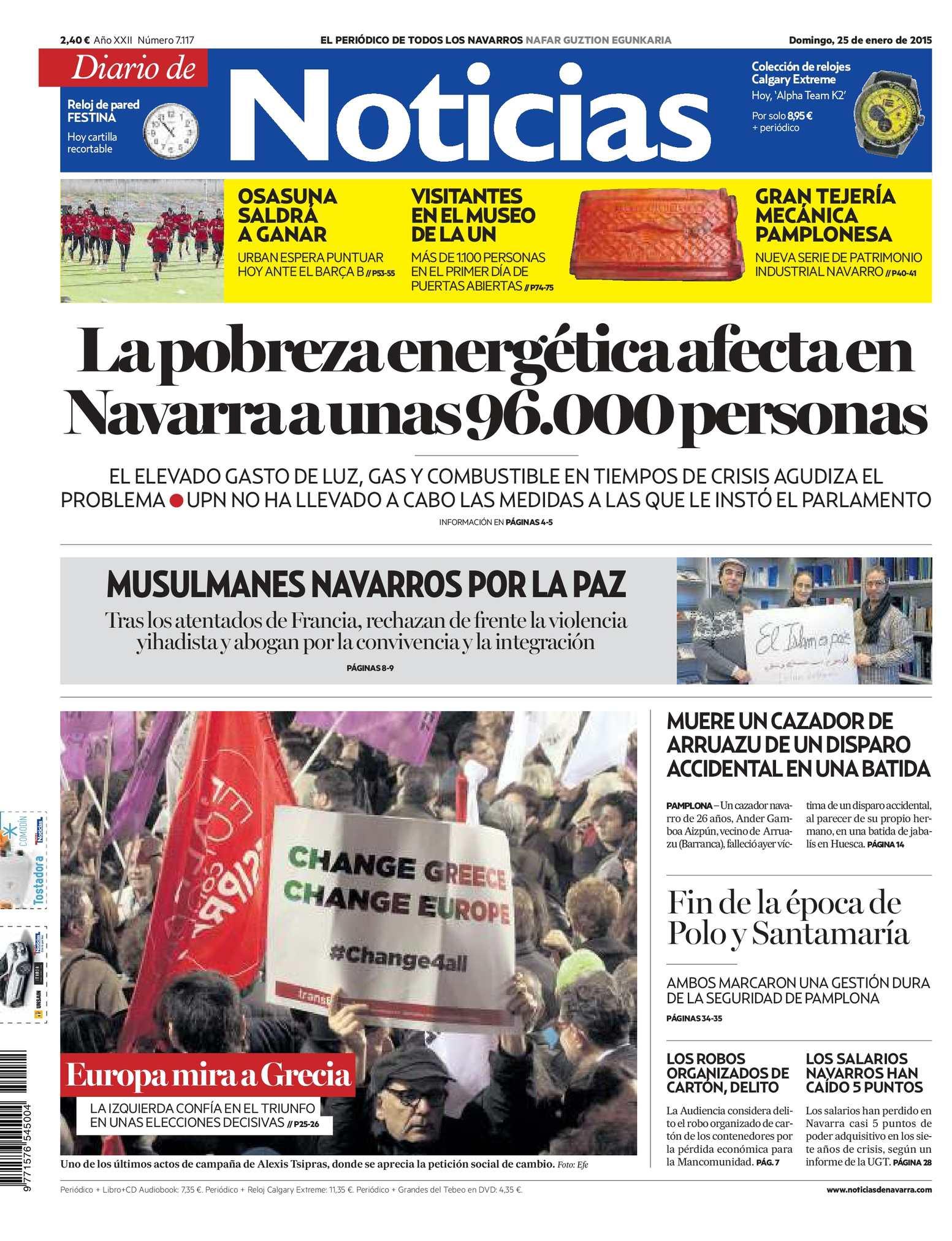 Calaméo - Diario de Noticias 20150125