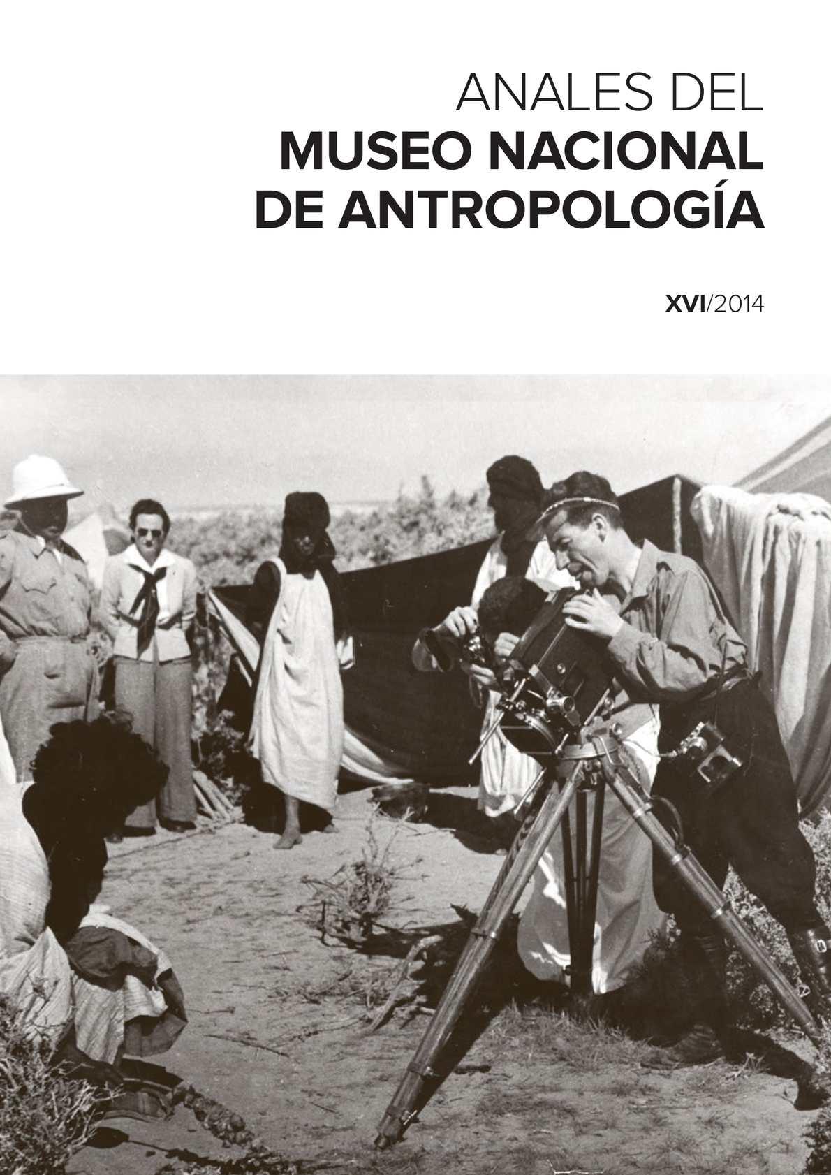 Calaméo - Anales del Museo Nacional de Antropología XVI/2014