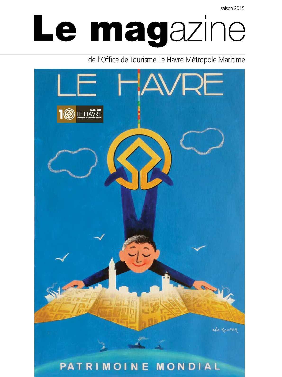 Calam o le magazine saison 2015 - Office de tourisme saint michel chef chef ...