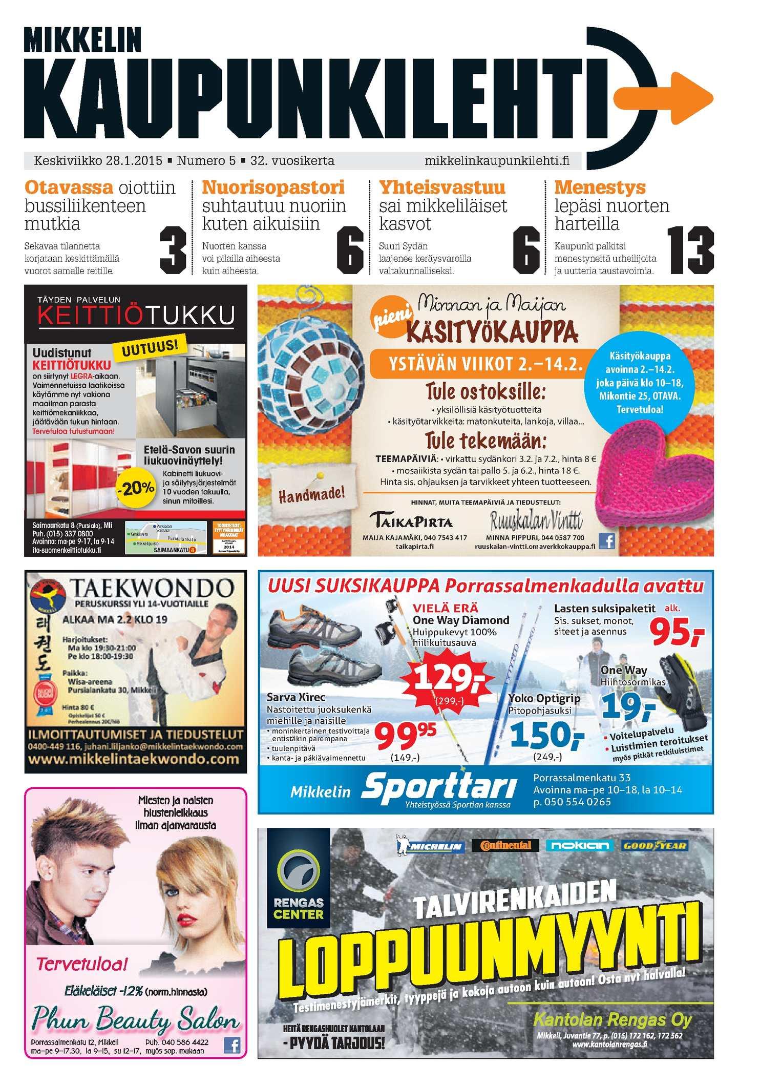 Calaméo - Mikkelin Kaupunkilehti 5 2015 5e2045cd24