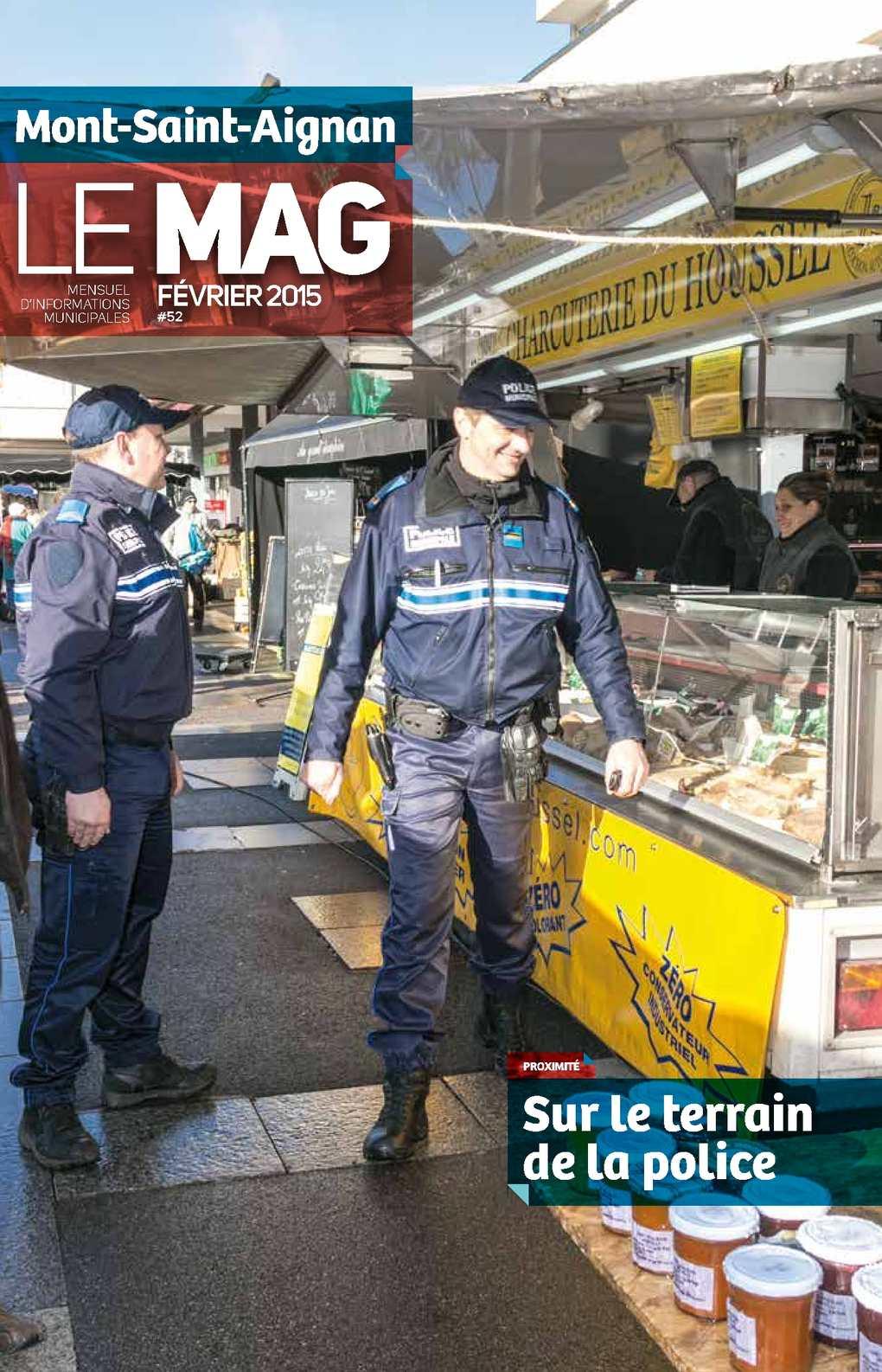 Calam o mont saint aignan le mag 39 f vrier 2015 for Piscine mont saint aignan