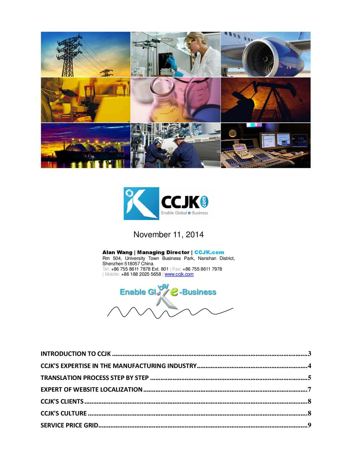 CCJK General Proposal