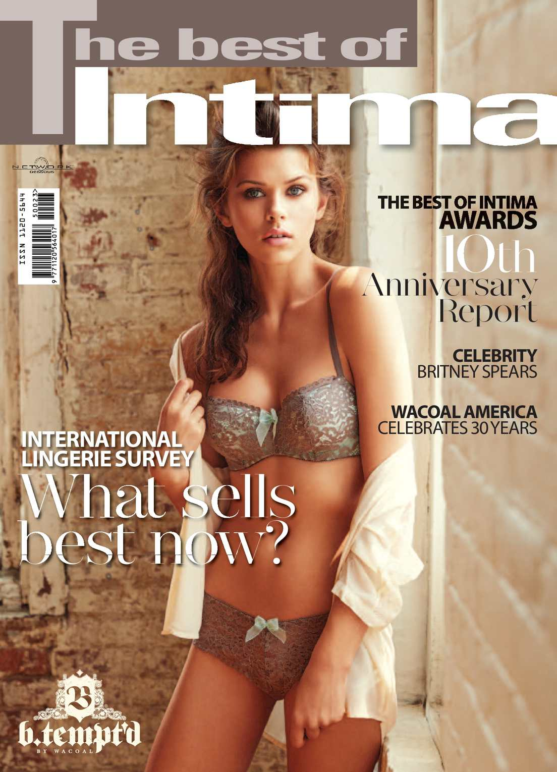 THE BEST OF INTIMA February 2015
