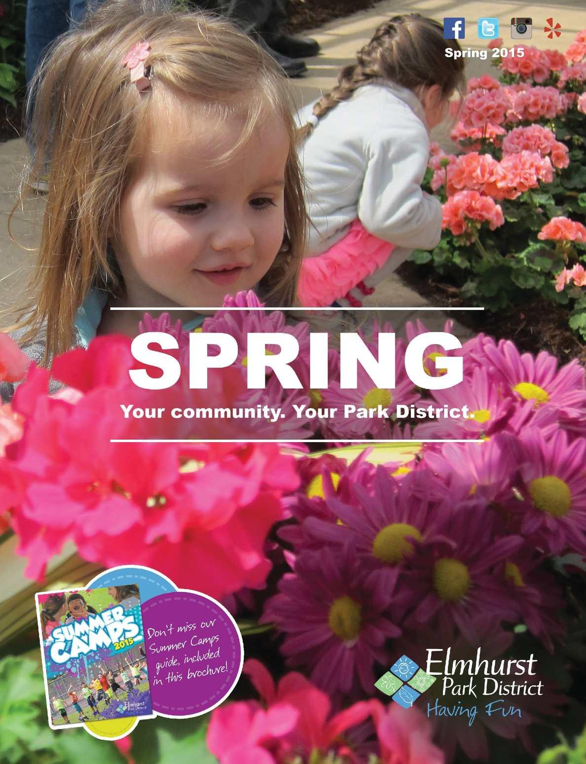 379897fc283b4 Calaméo - Elmhurst Park District Spring 2015 Program Guide