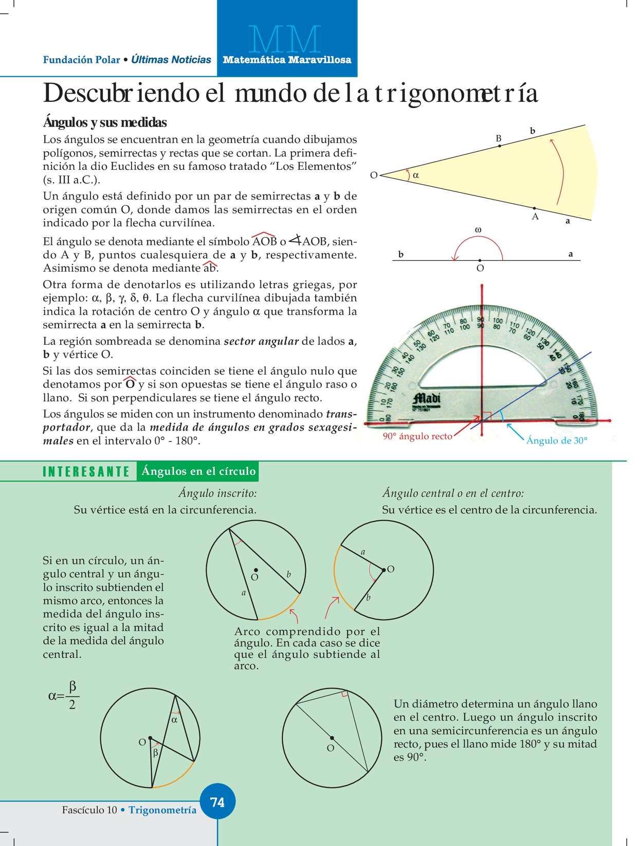 Fundacion Polar Matemáticas Maravillosas - CALAMEO Downloader