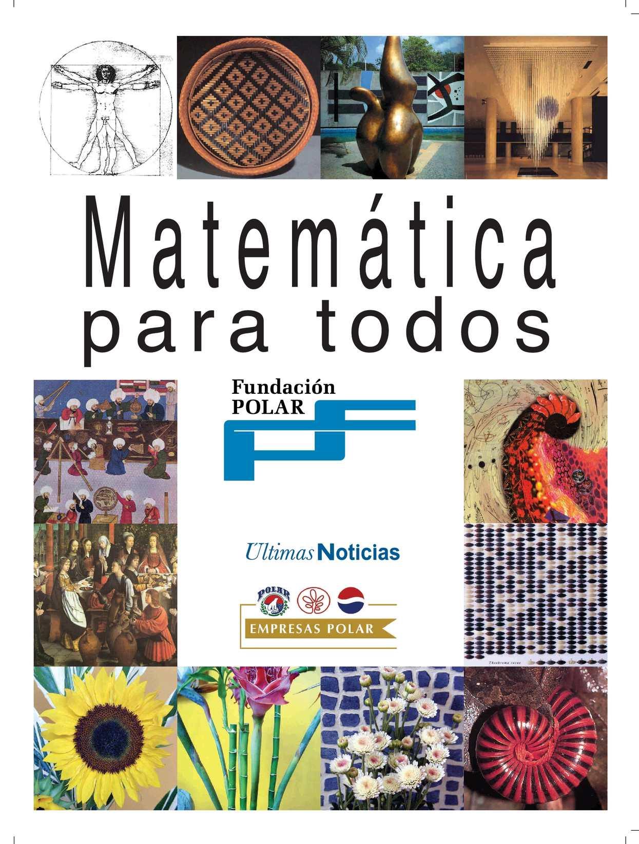 Fundacion Polar Matemática Para Todos