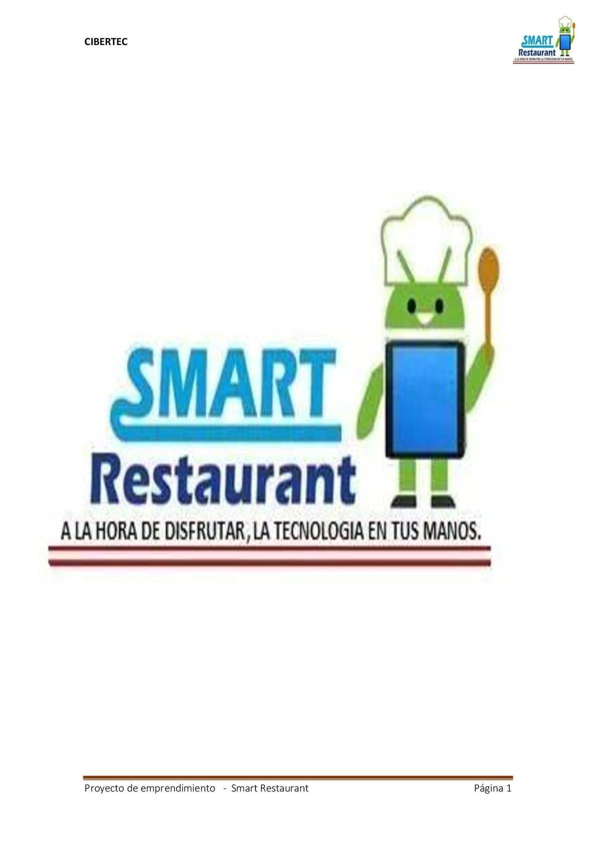 Calaméo - Smart Retaurant