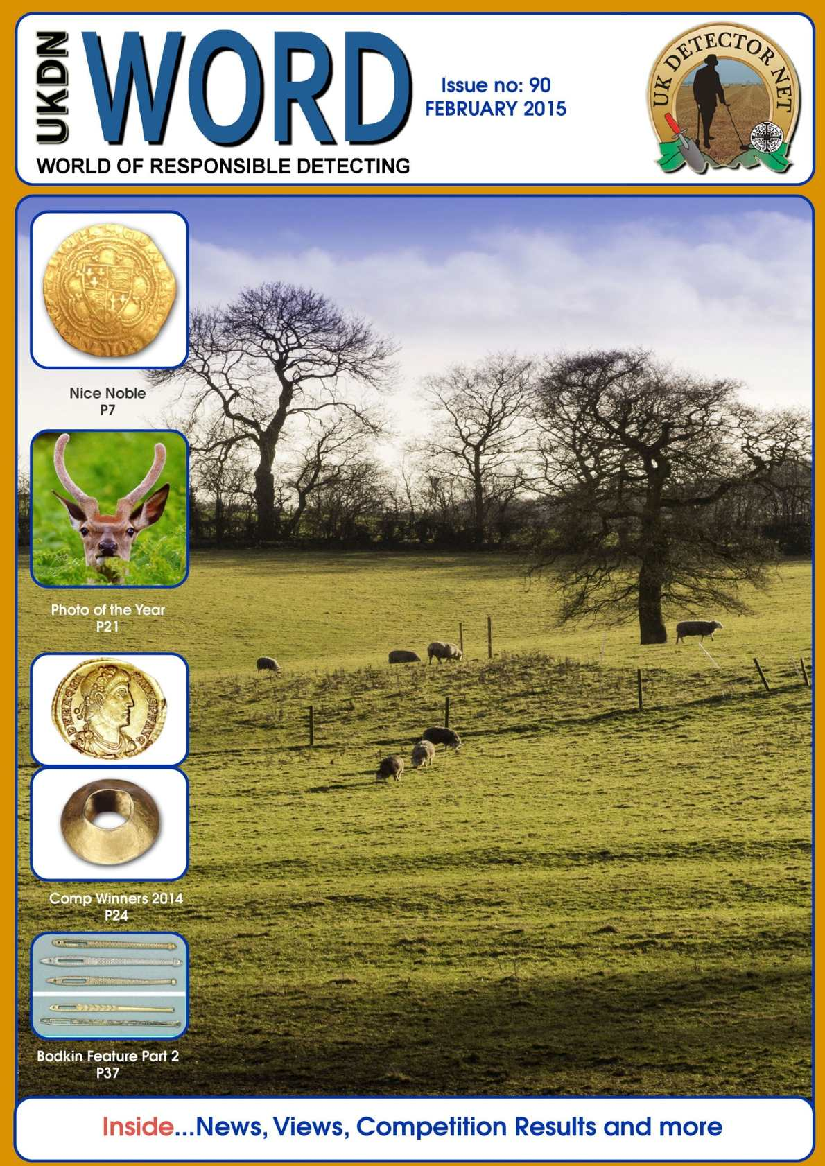 UKDN Word Magazine Issue 90 February 2015