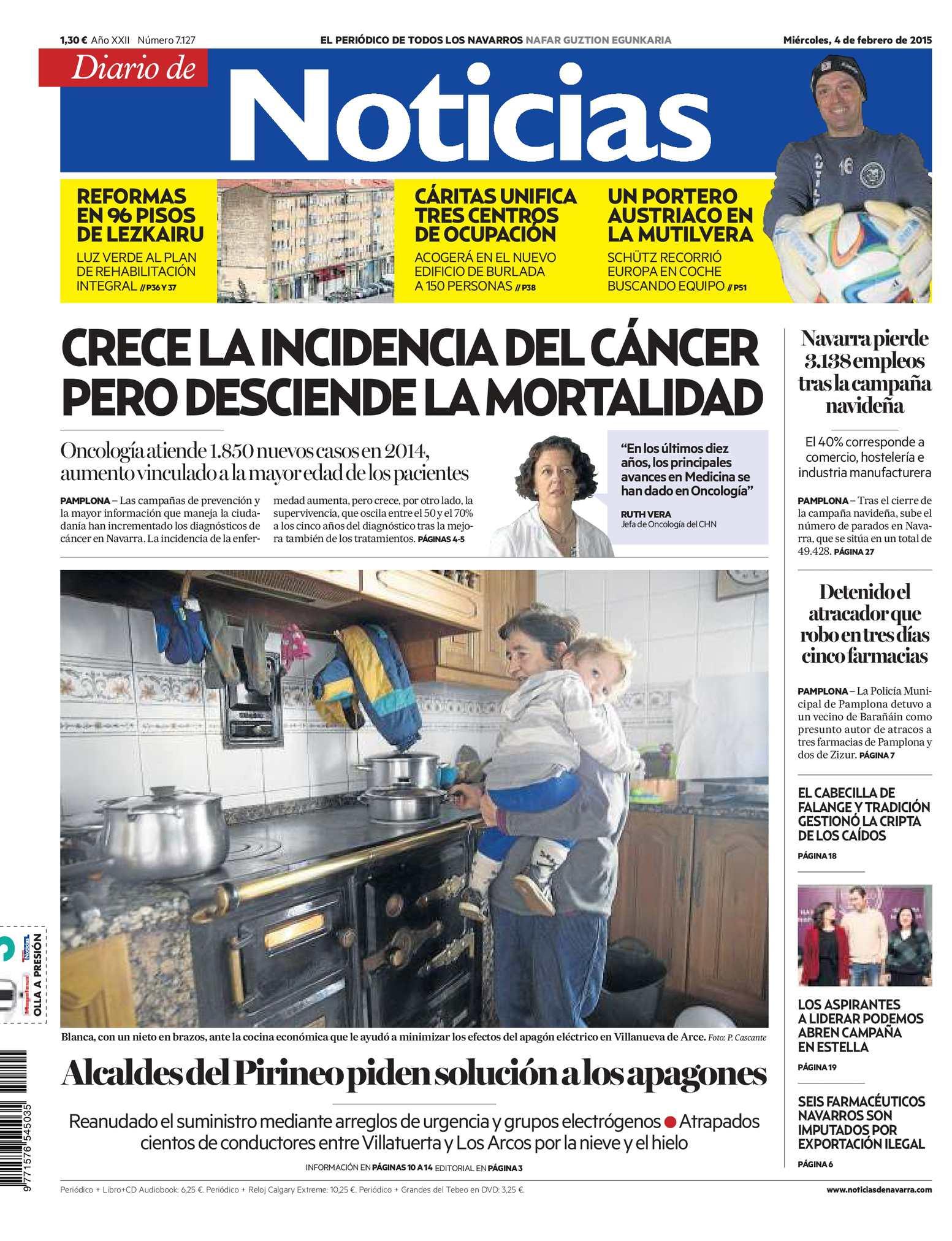 Calaméo - Diario de Noticias 20150204