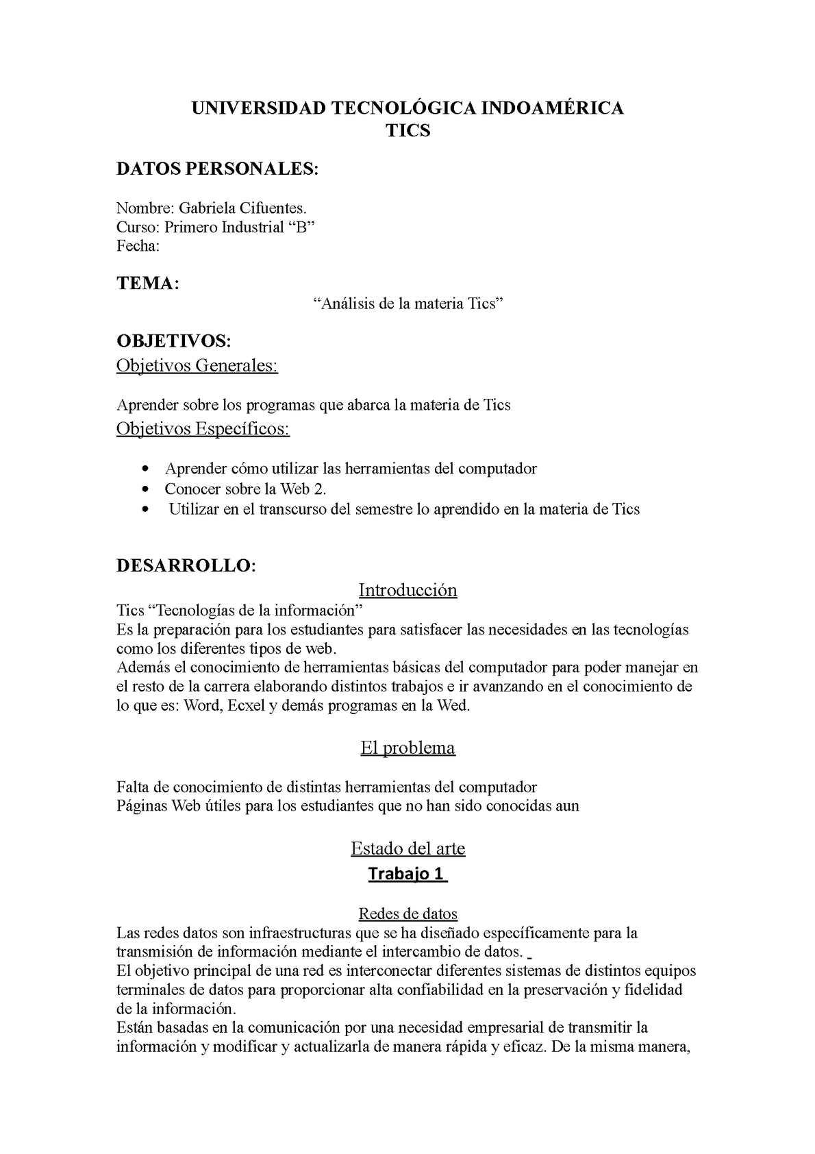 Calaméo - Poyecto de Tics