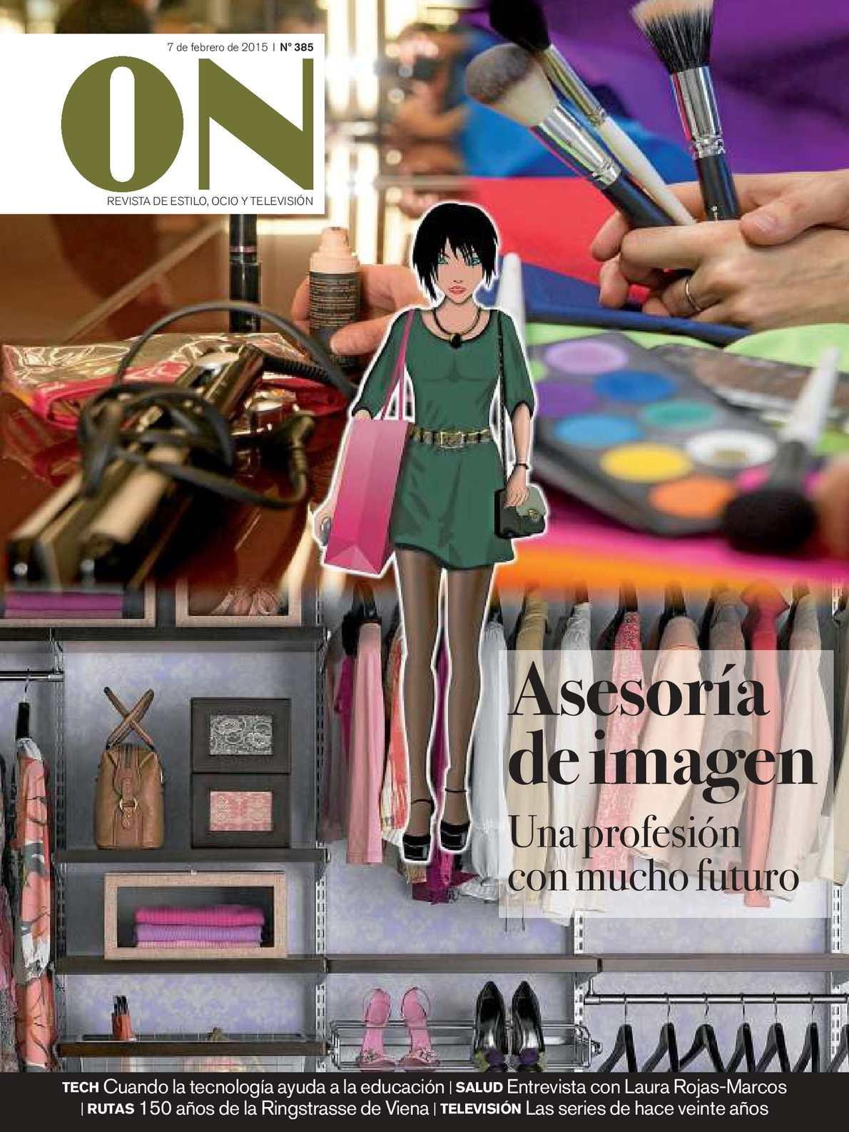 ON Revista de Ocio y Estilo 20150207