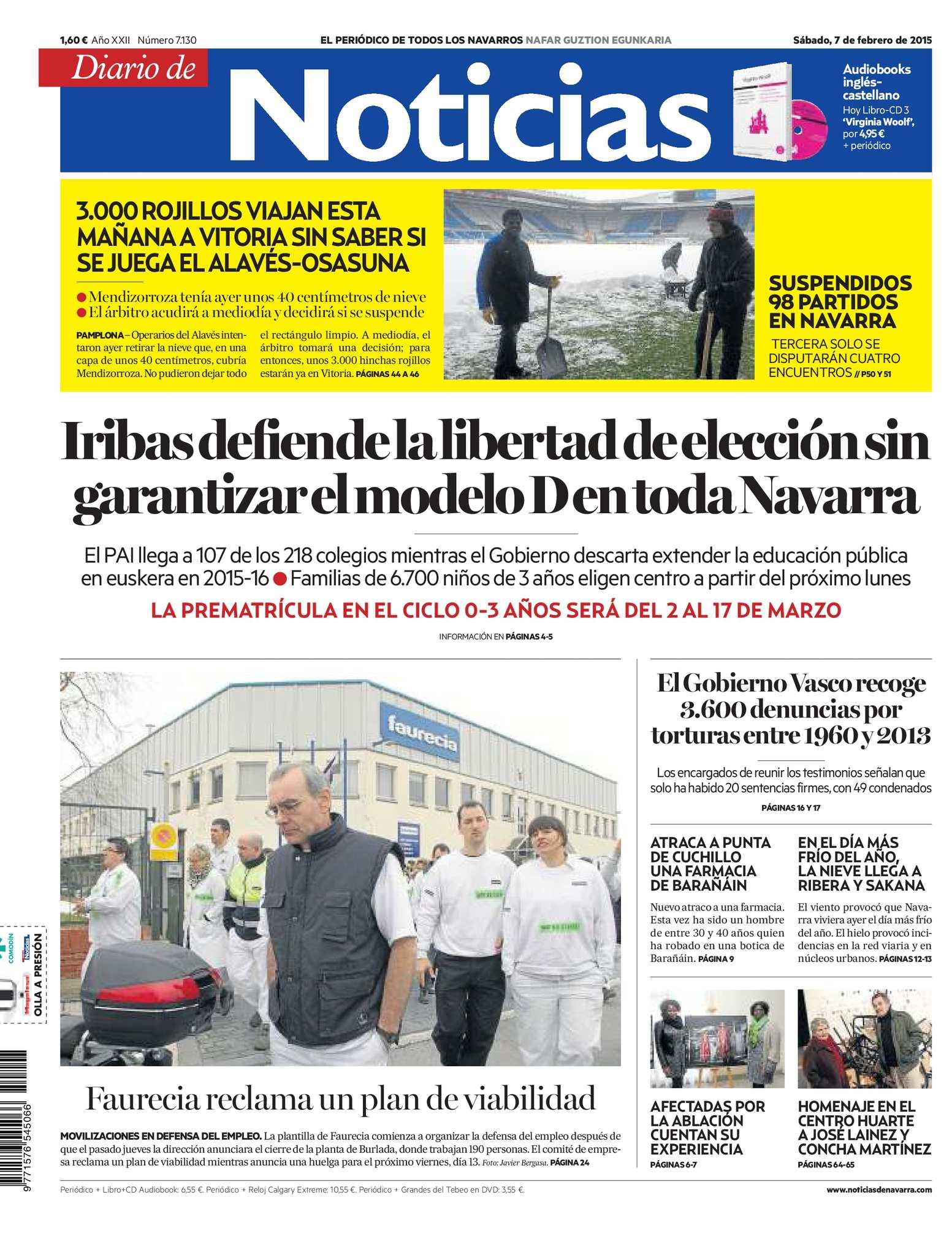 Calaméo - Diario de Noticias 20150207