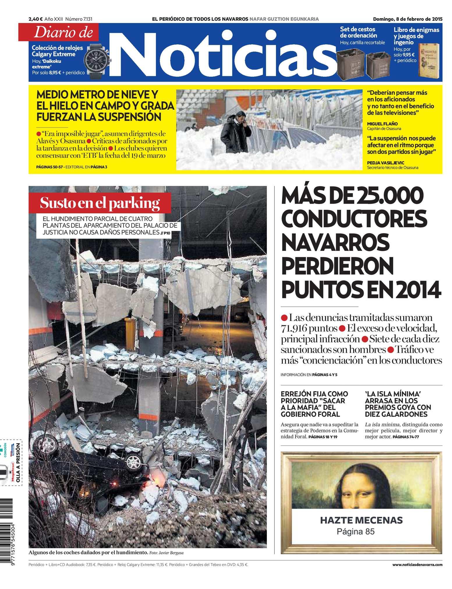 Calaméo - Diario de Noticias 20150208