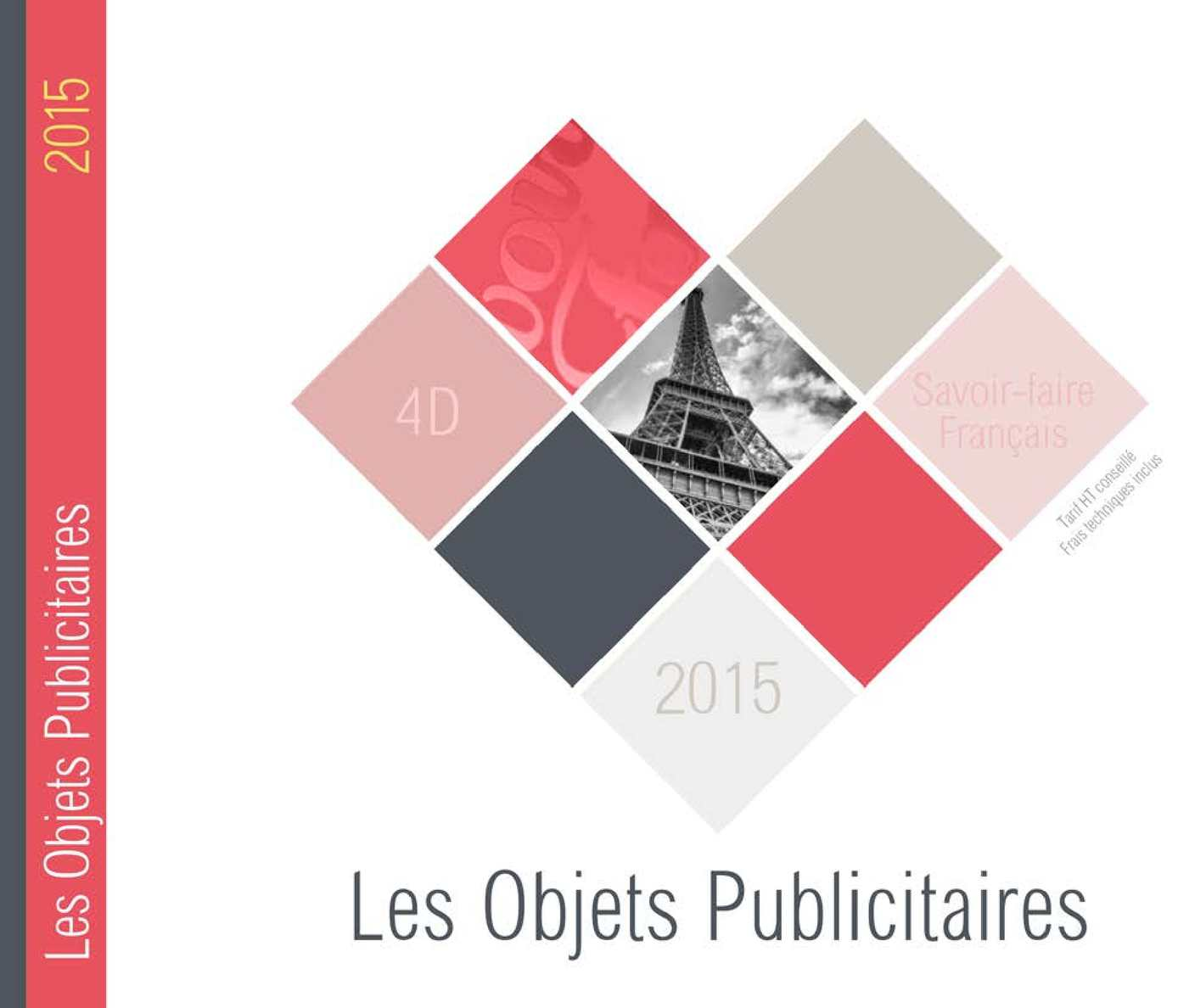 Catalogue Objets Publicitaires - Graphic Application - Tome 2