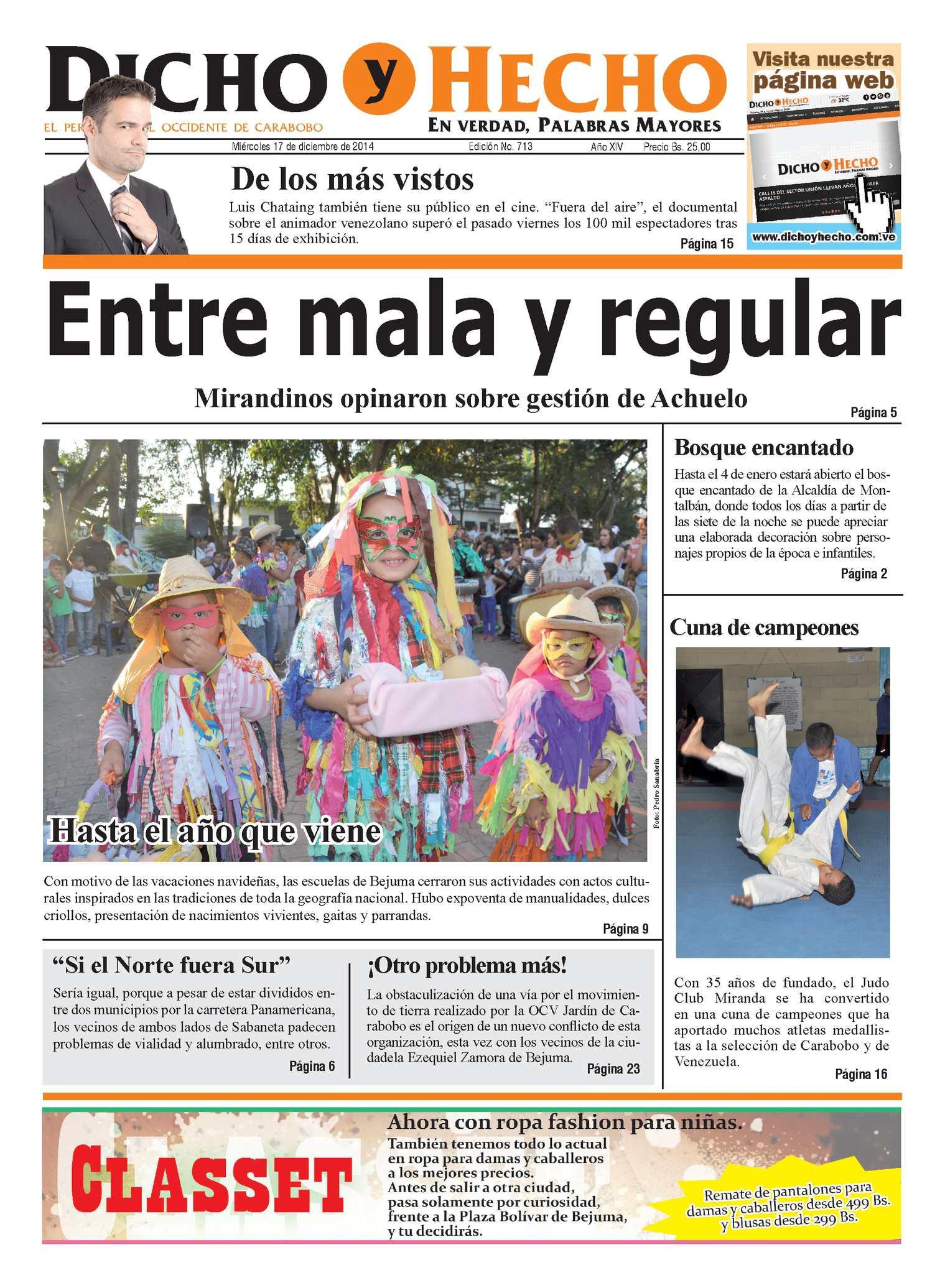 Calaméo - 713 (Diciembre de 2014)