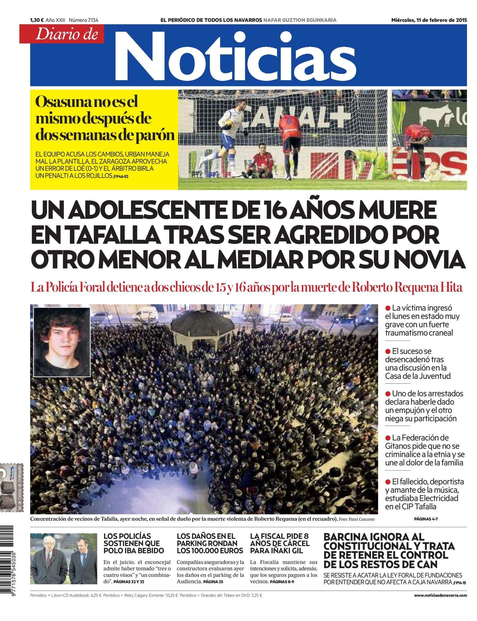 Calaméo - Diario de Noticias 20150211