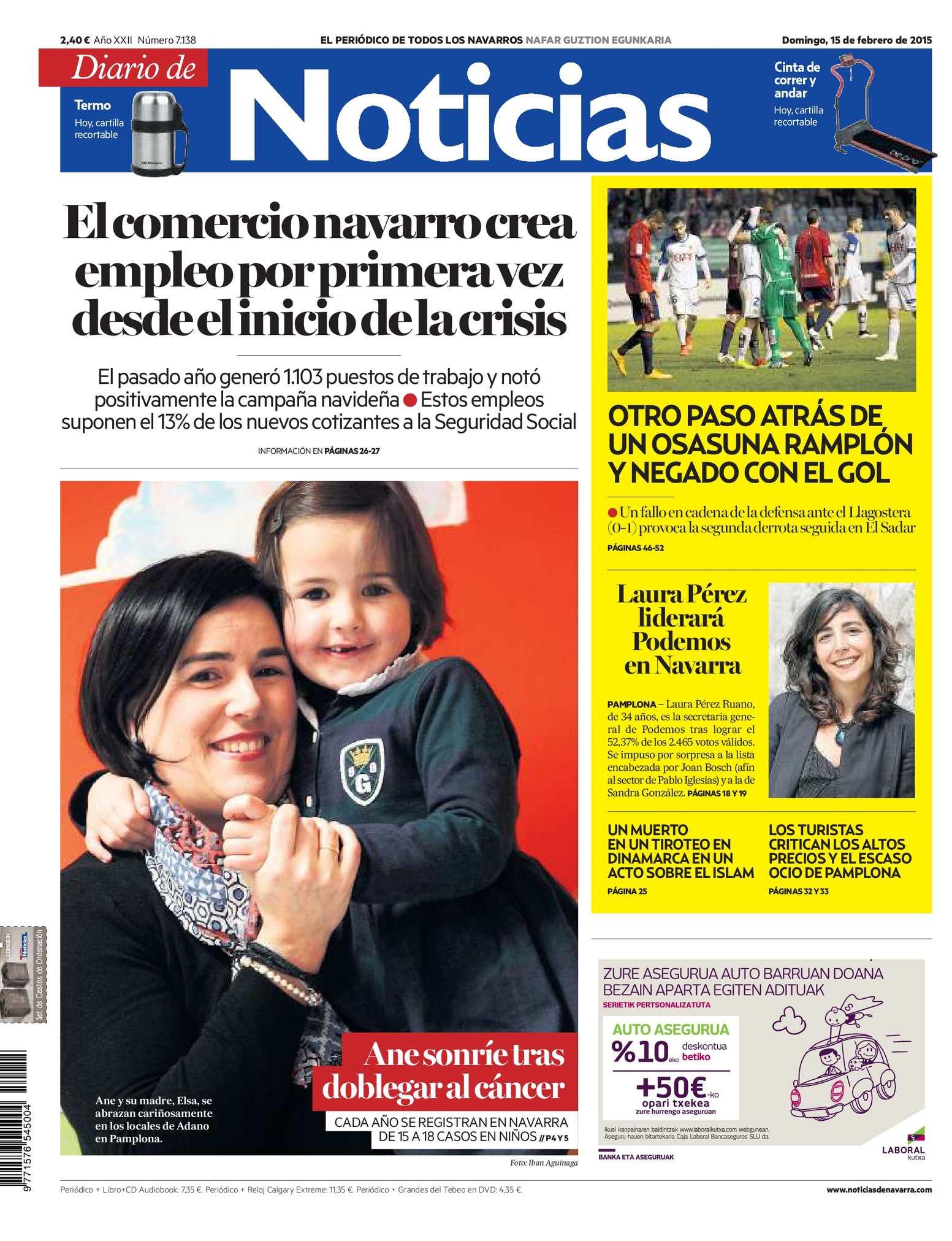 Calaméo - Diario de Noticias 20150215