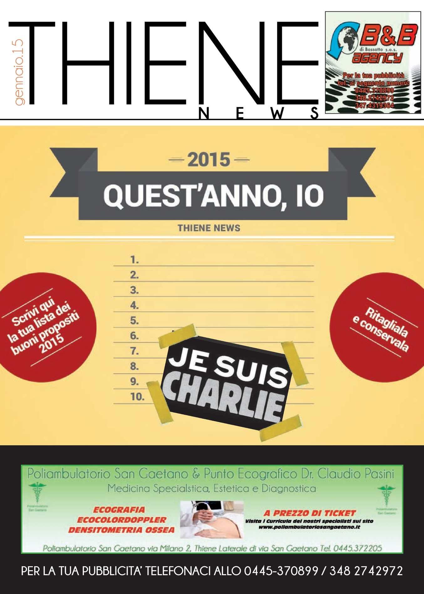 Calaméo Thiene News Gennaio15b