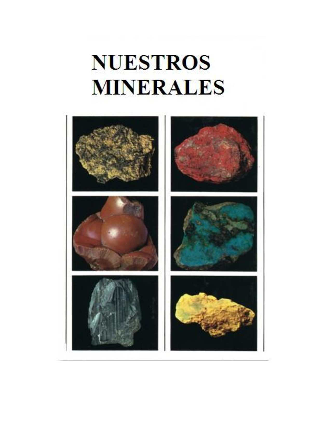 Calam o minerales - Utilidades del yeso ...