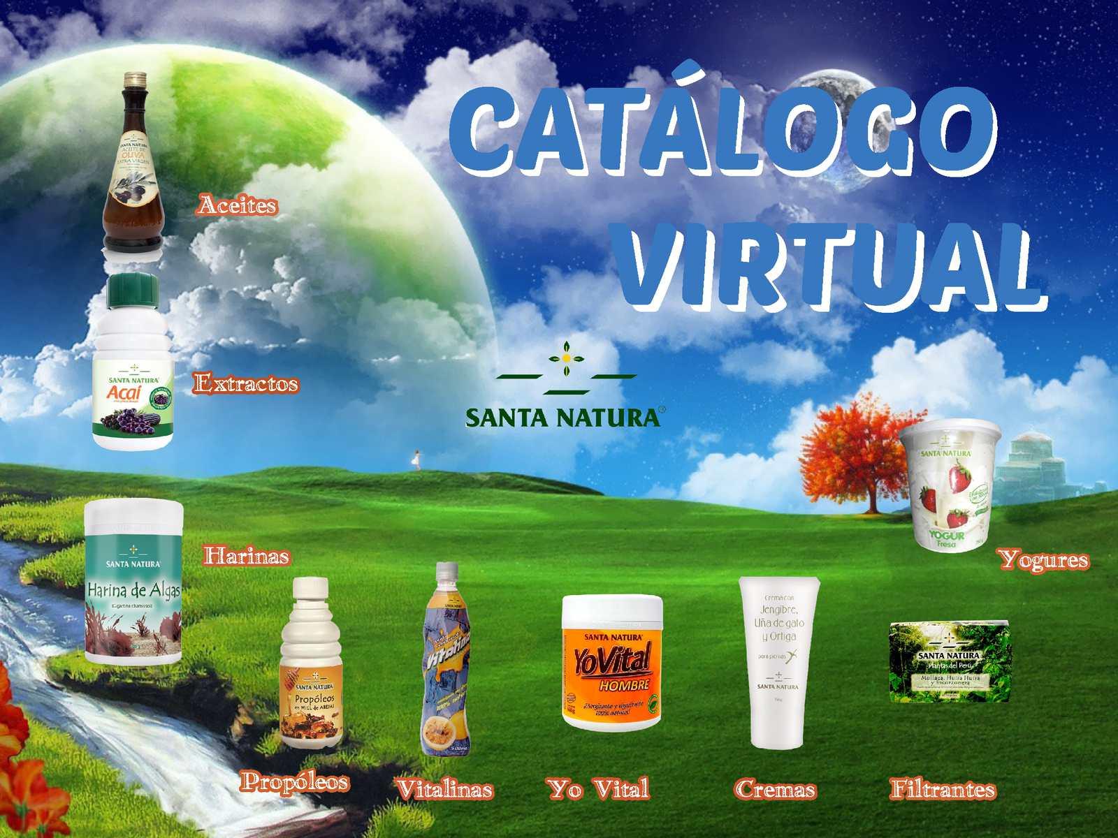 Calam o cat logo santa natura febrero 2015 - Natura casa catalogo ...