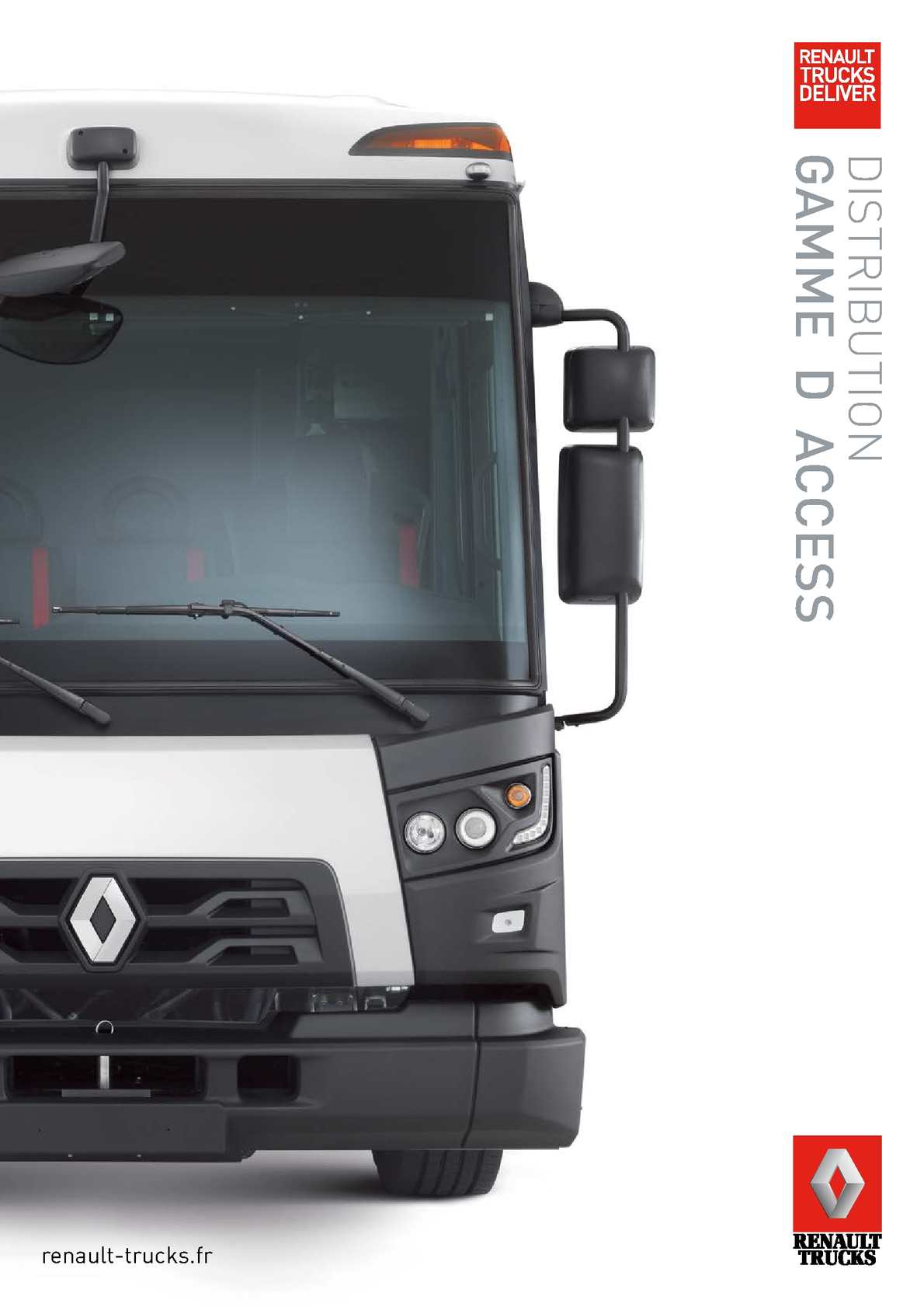 Renault Trucks Gamme D Access Distribution Fr France
