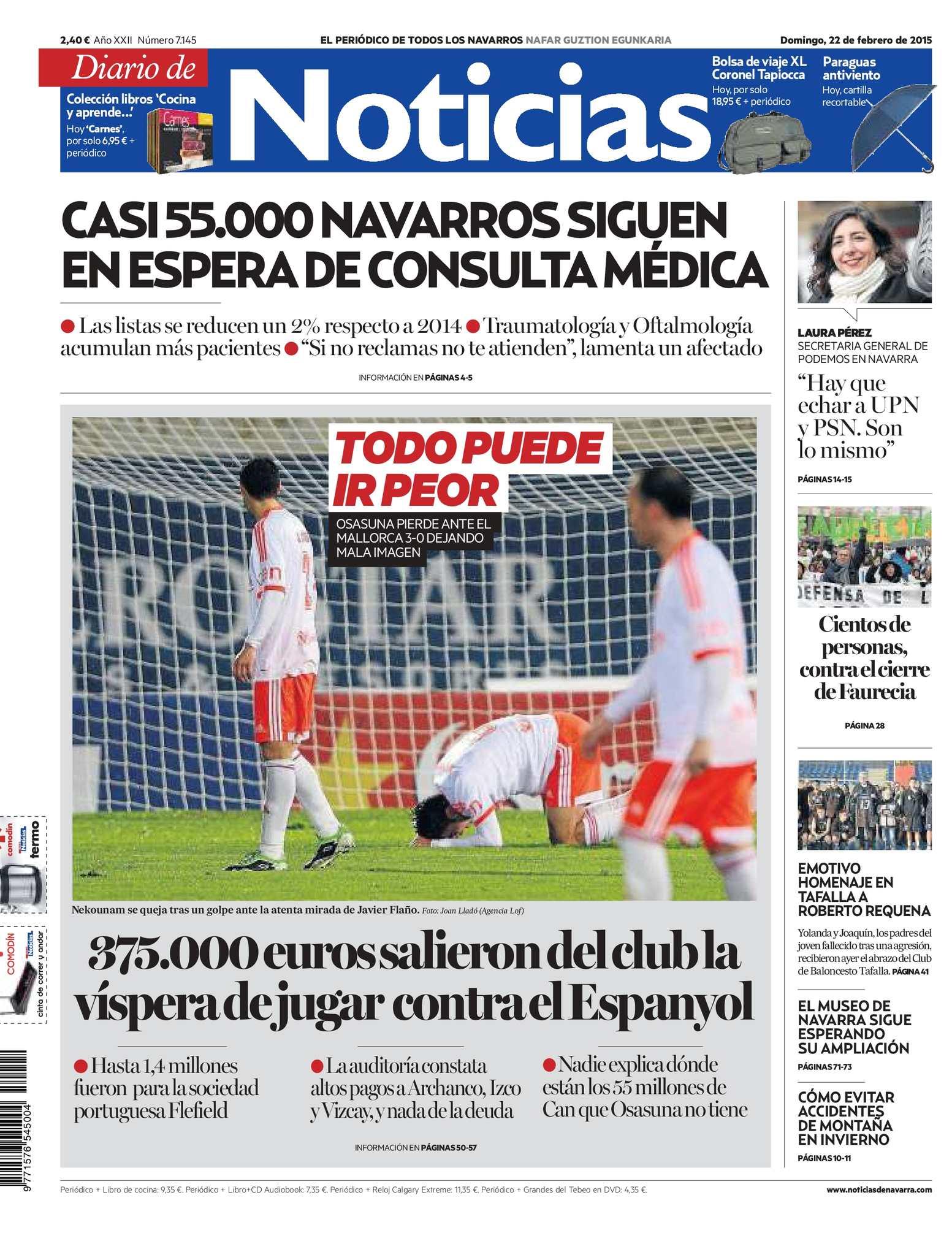 Calaméo - Diario de Noticias 20150222