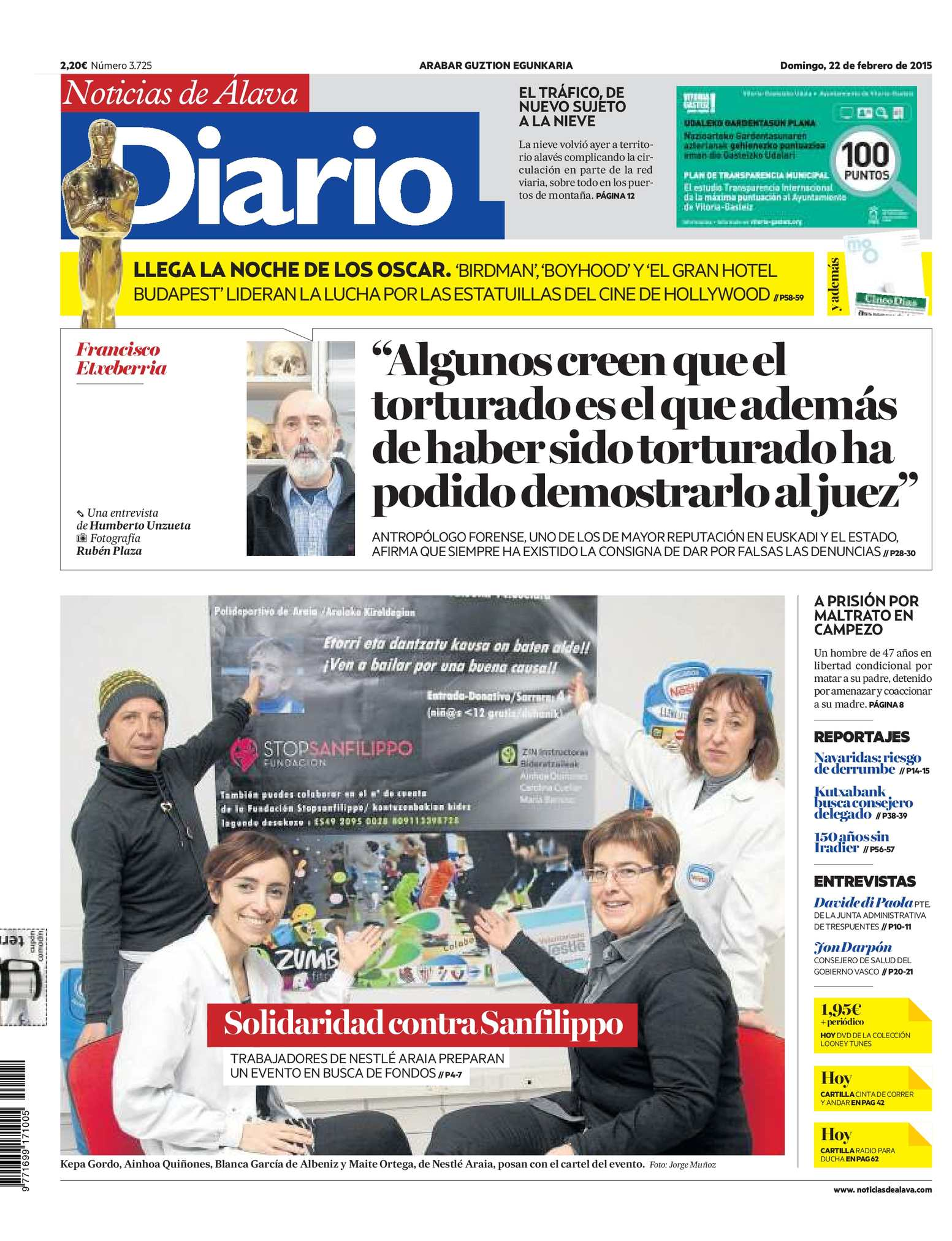 Calaméo - Diario de Noticias de Álava 20150222