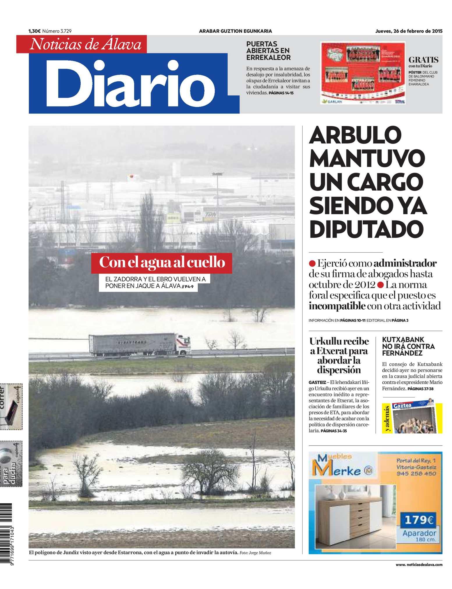Calaméo - Diario de Noticias de Álava 20150226