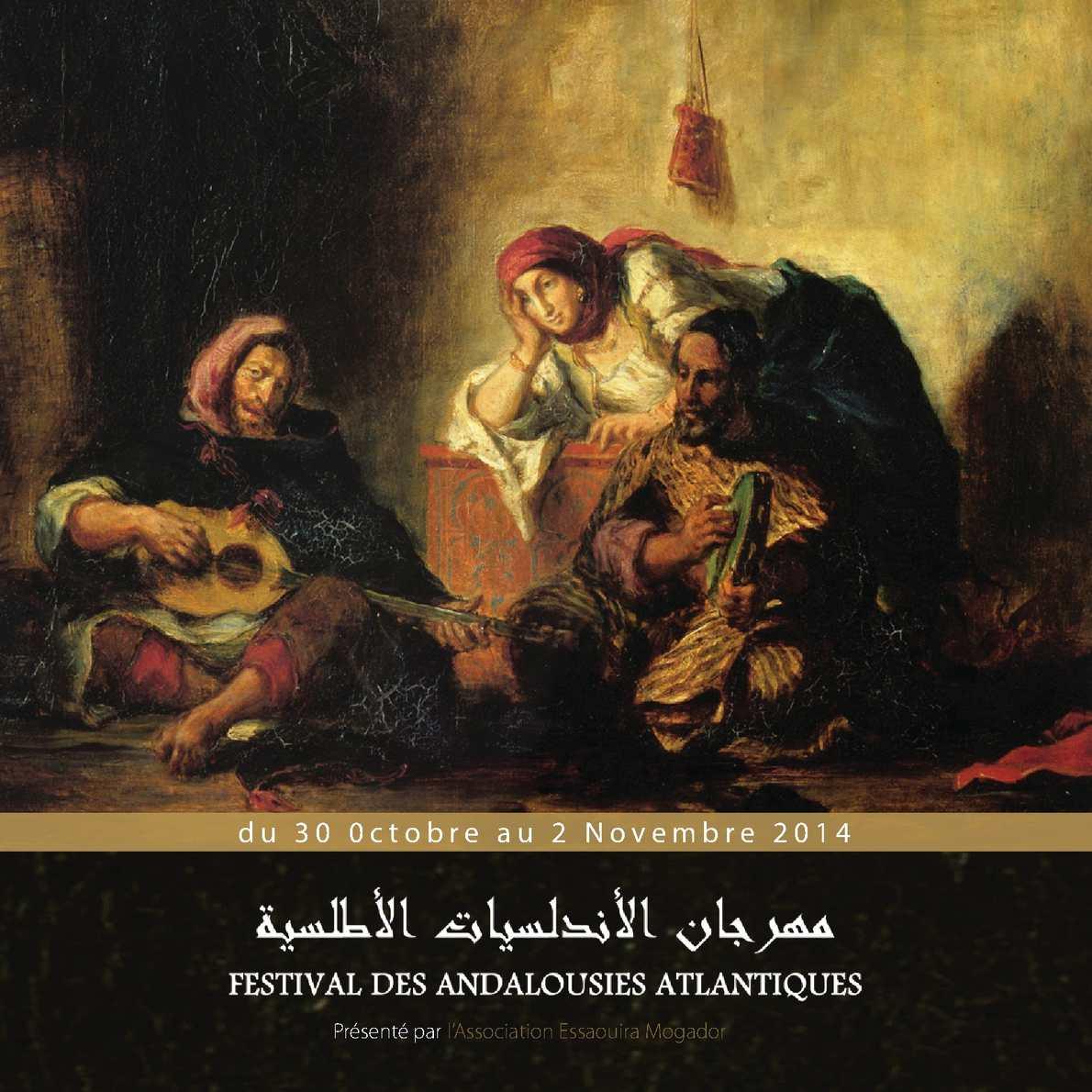 Festival Des Andalousies Atlantiques 2014