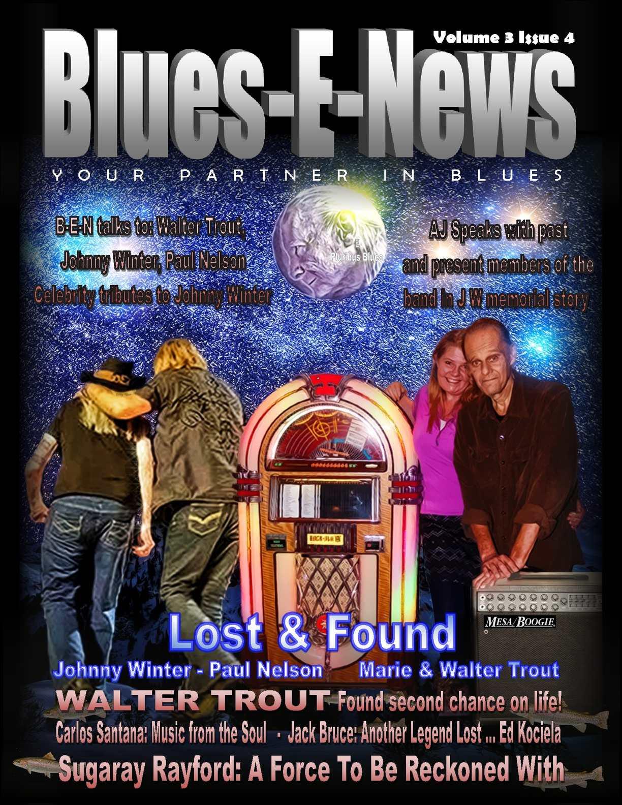 Blues E News Volume 3 Issue 4