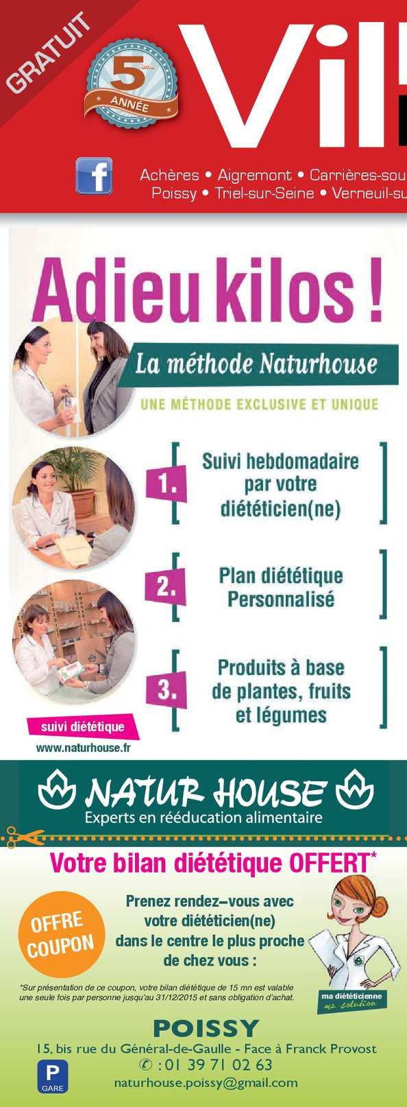 Calaméo N Villemag Vos Infos Locales Magazine Gratuit Mars - Faience cuisine et tapis de marche reeducation