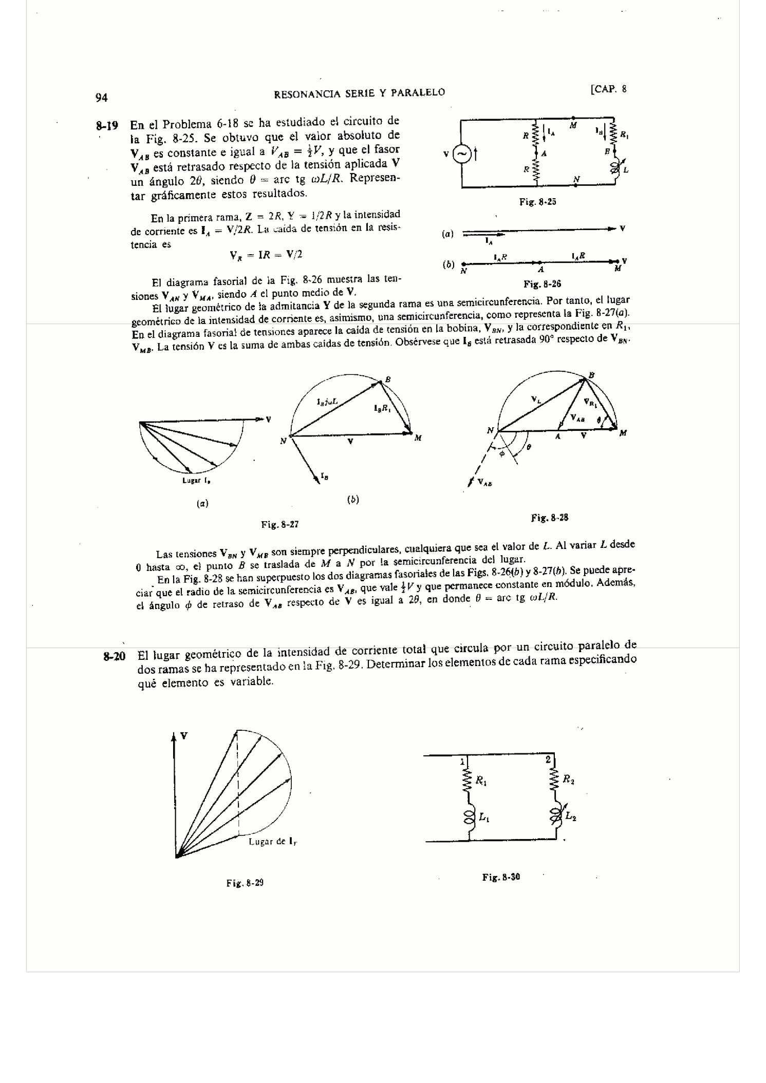 Circuitos Elctricos Schaum Calameo Downloader De Cada Rama Se Puede Calcular Y Circuito Rl Rc Estas Page 99