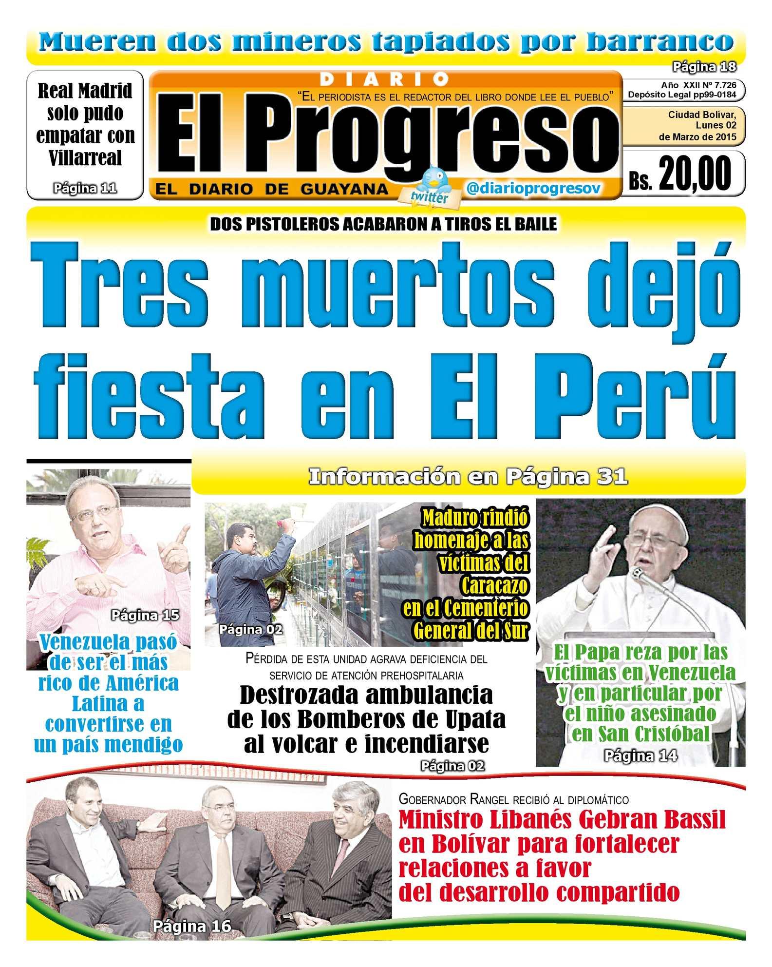 Calaméo - DiarioelprogresoEDICIÓNDIGITAL 02-03-2015