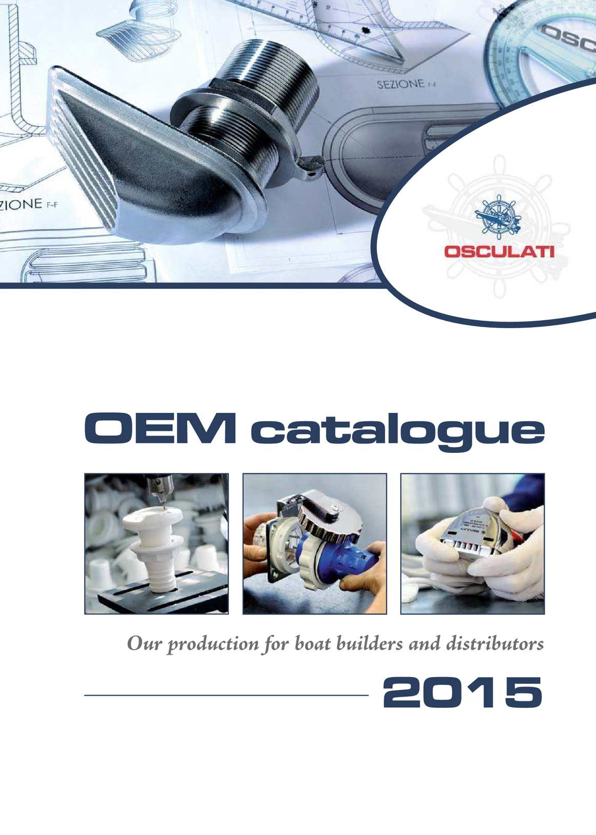 Calamo Osculati Oem Catalogue 2015 Boat Trailer Wiring Harness 01 05 5 Prong