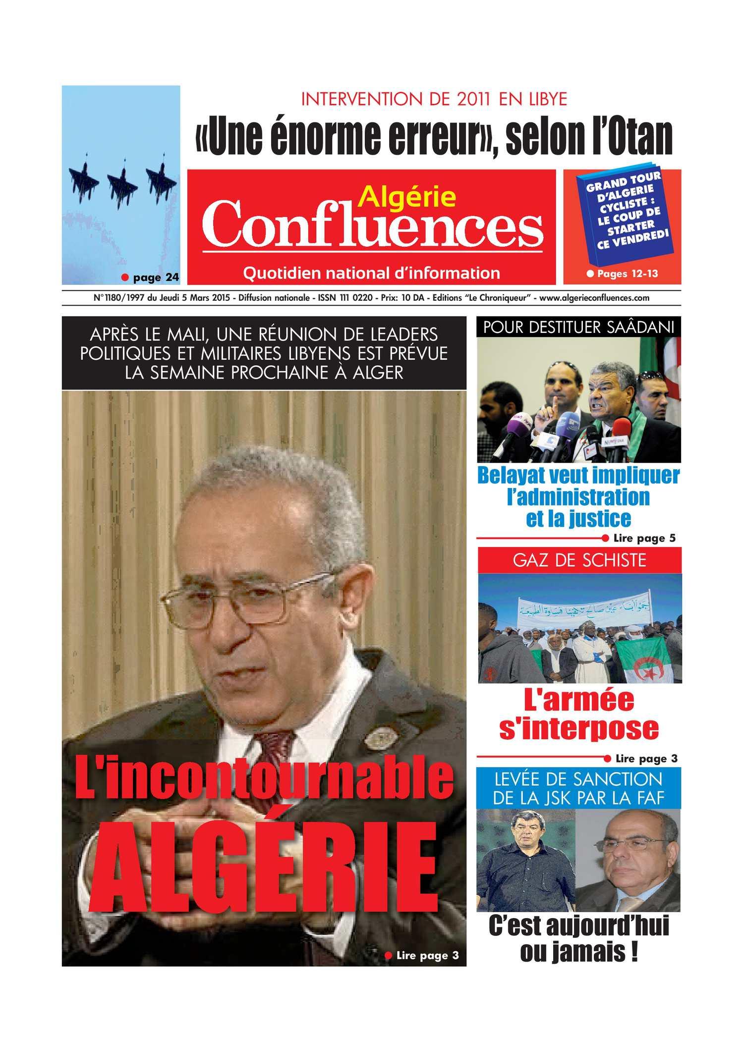 Algérie Confluences 5