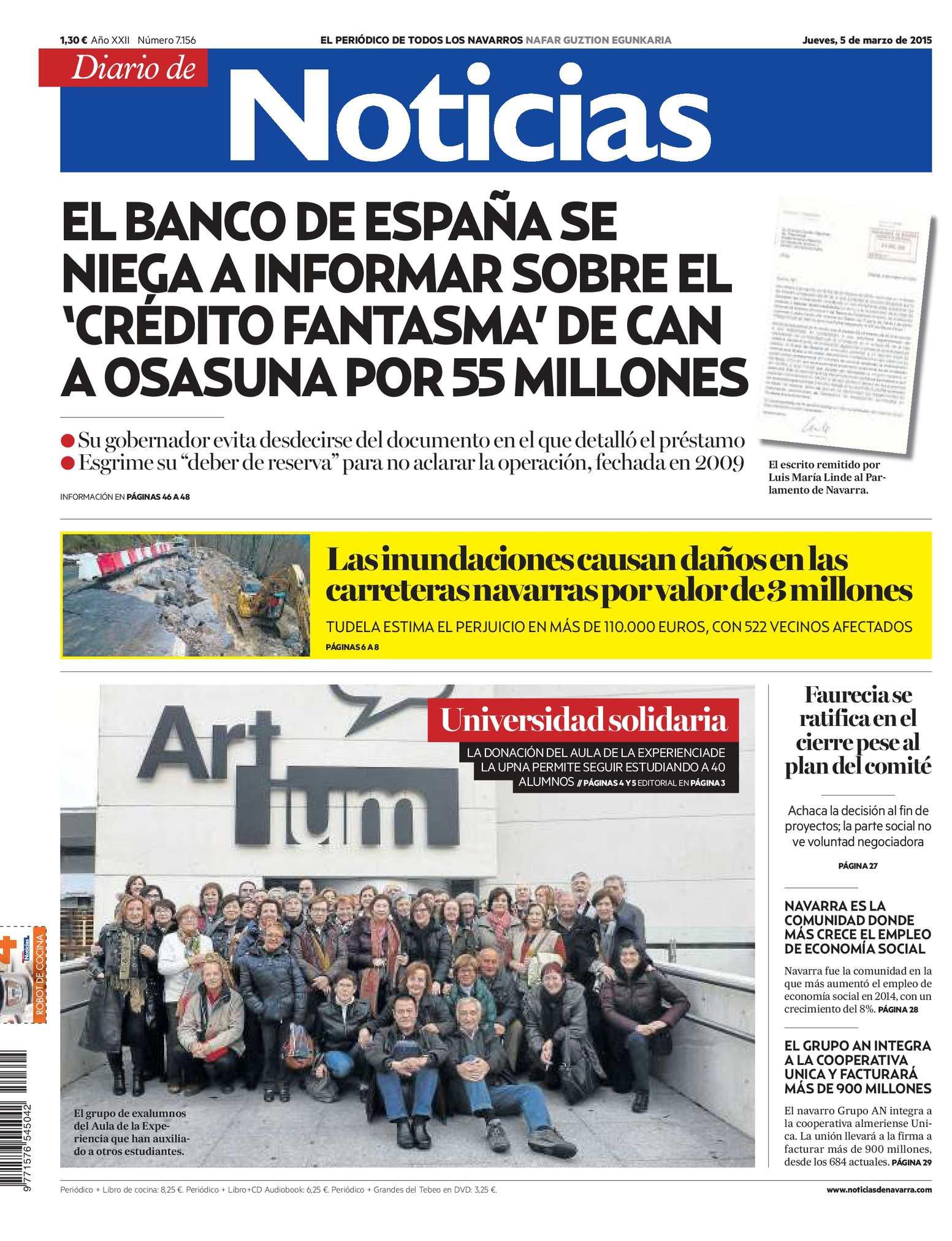 Calaméo - Diario de Noticias 20150305