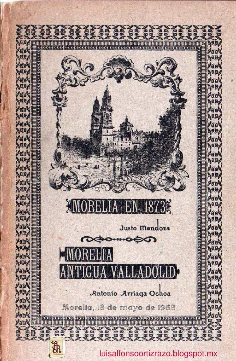Morelia En 1873 Para Web