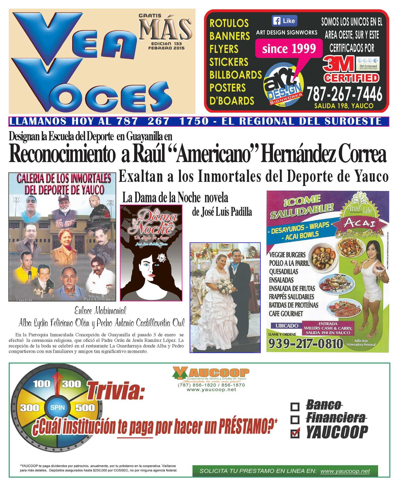 Calaméo - Mas Veavoces 133