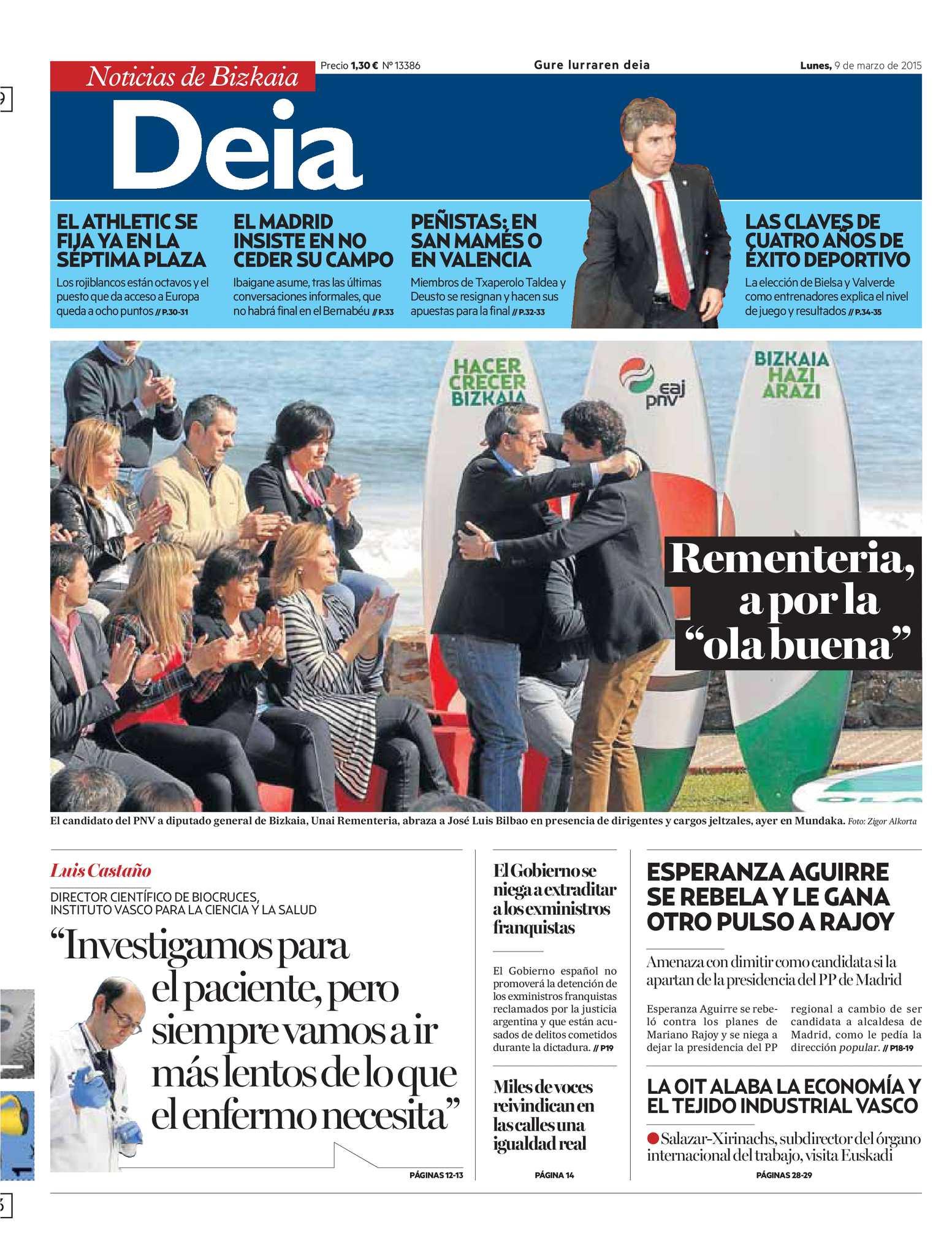 Calaméo - Deia 20150309
