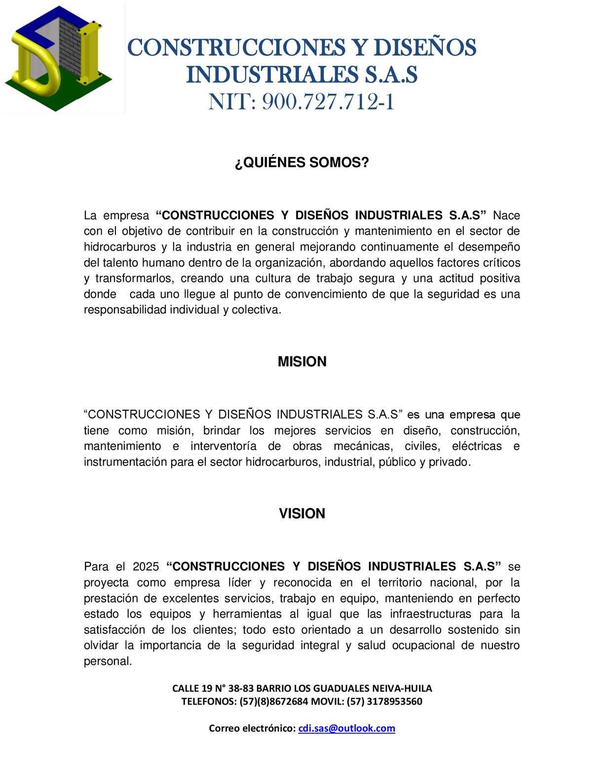 carta presentacion empresa - Selo.l-ink.co
