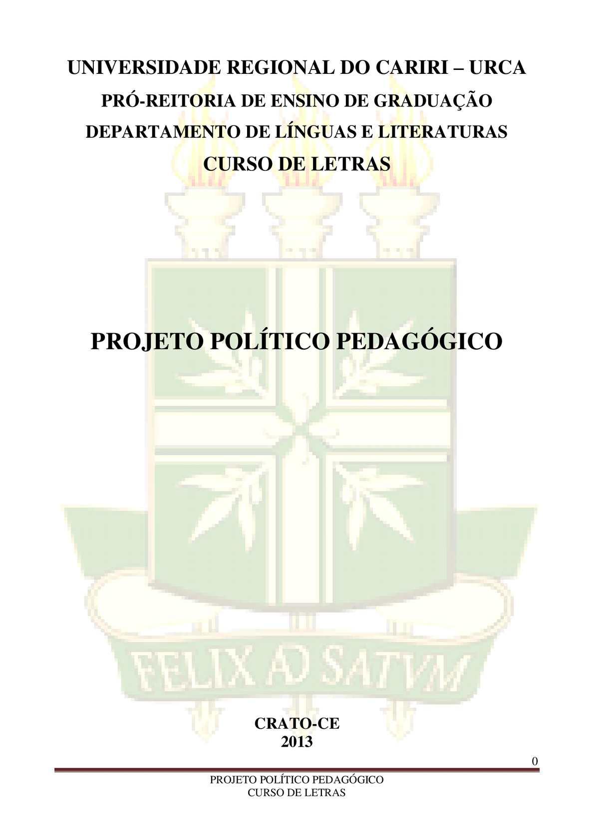 Calamo projeto poltico pedaggico letras urca fandeluxe Image collections