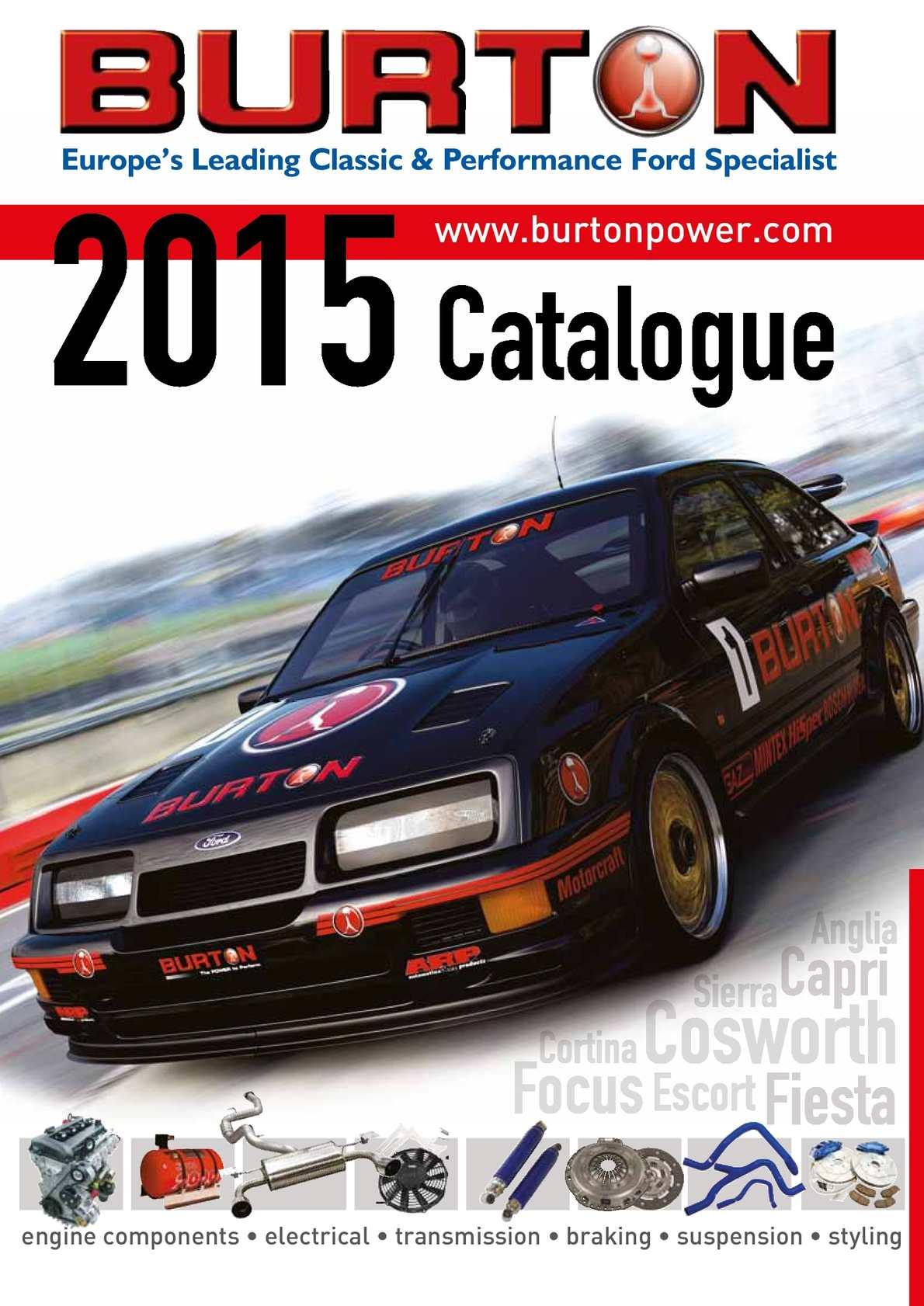Calamo Burton Catalogue 2015 Lumenition Optronic Wiring Diagram