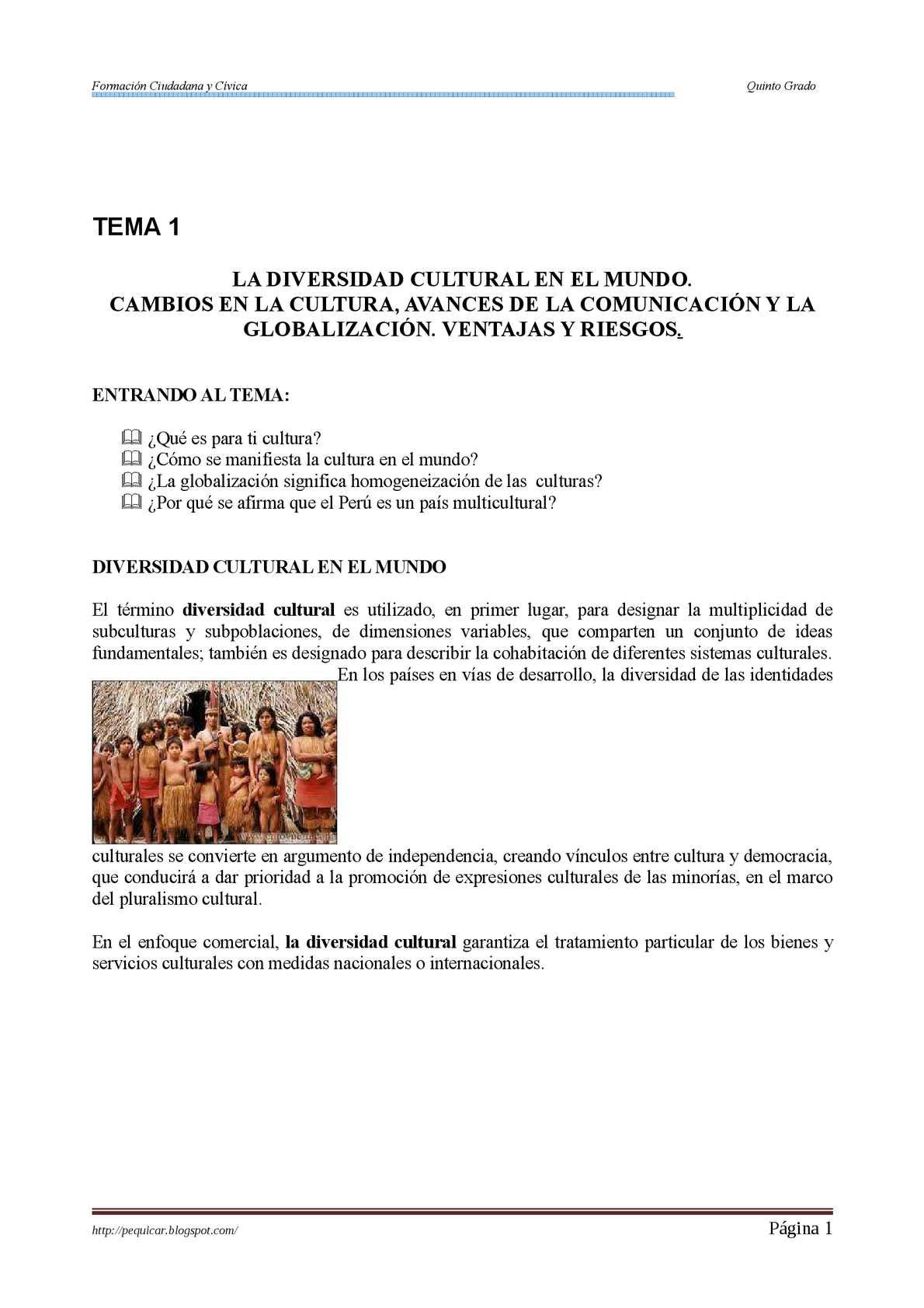 Calam o formacion ciudadana y civica 5 for Que es un articulo cultural o de espectaculos