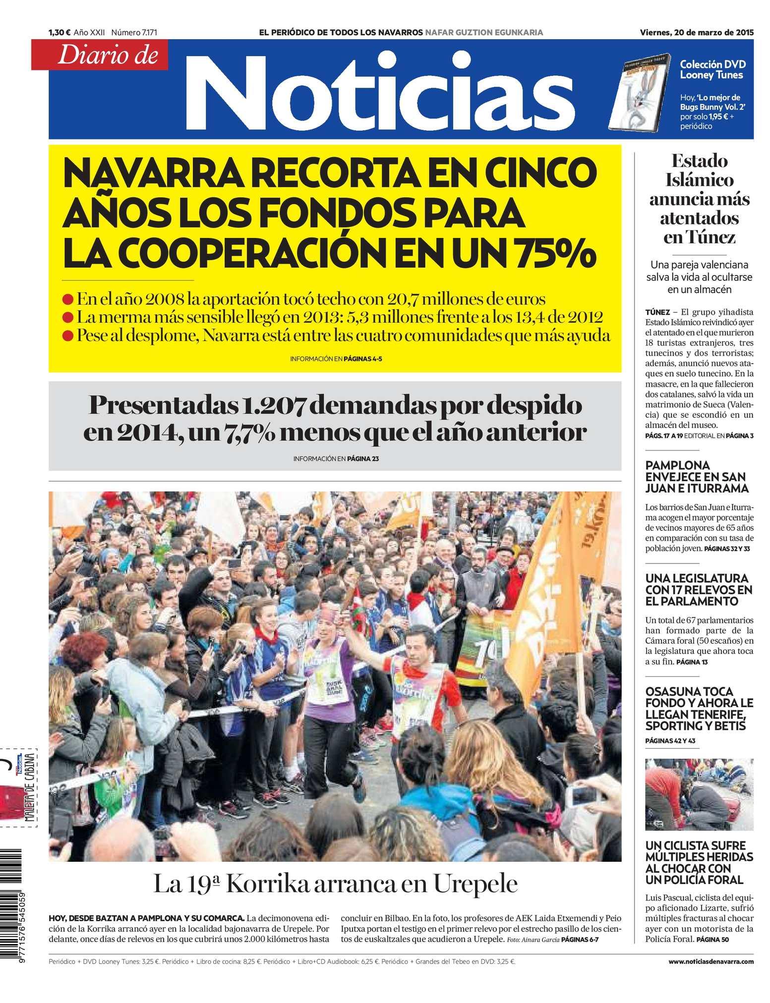 Calaméo - Diario de Noticias 20150320