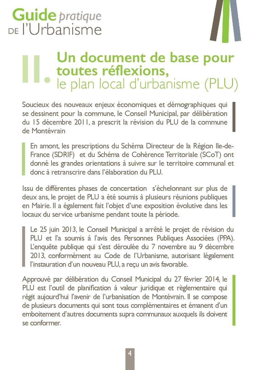 Guide De L Urbanisme Calameo Downloader # Prescription Urbanistique Abris De Jardin
