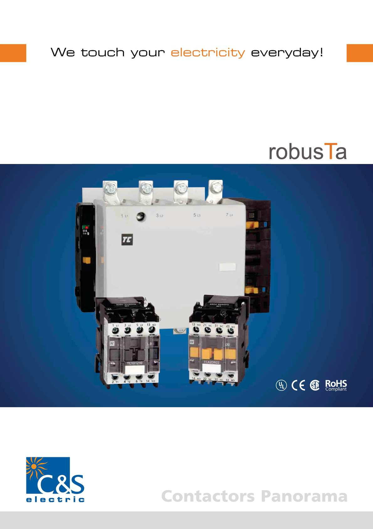 Robusta Contactor Proswede